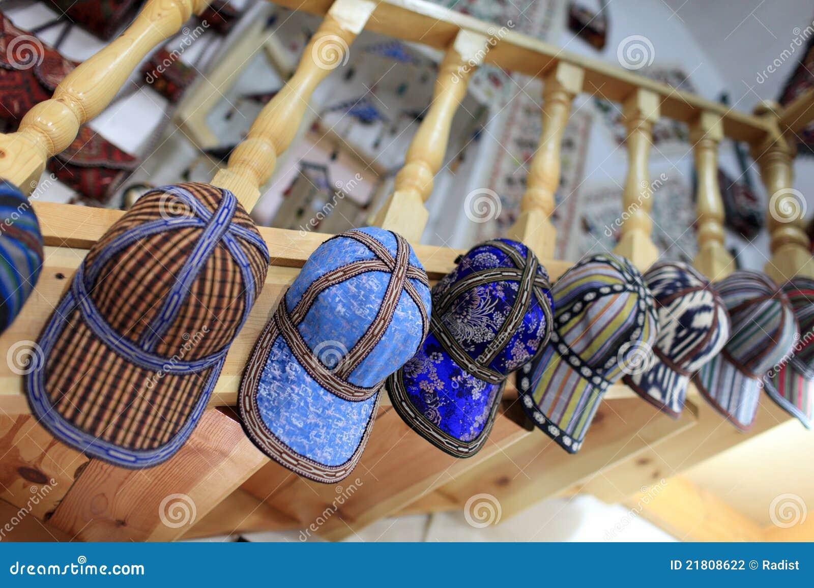 Kappen in Oezbekistaanse opslag