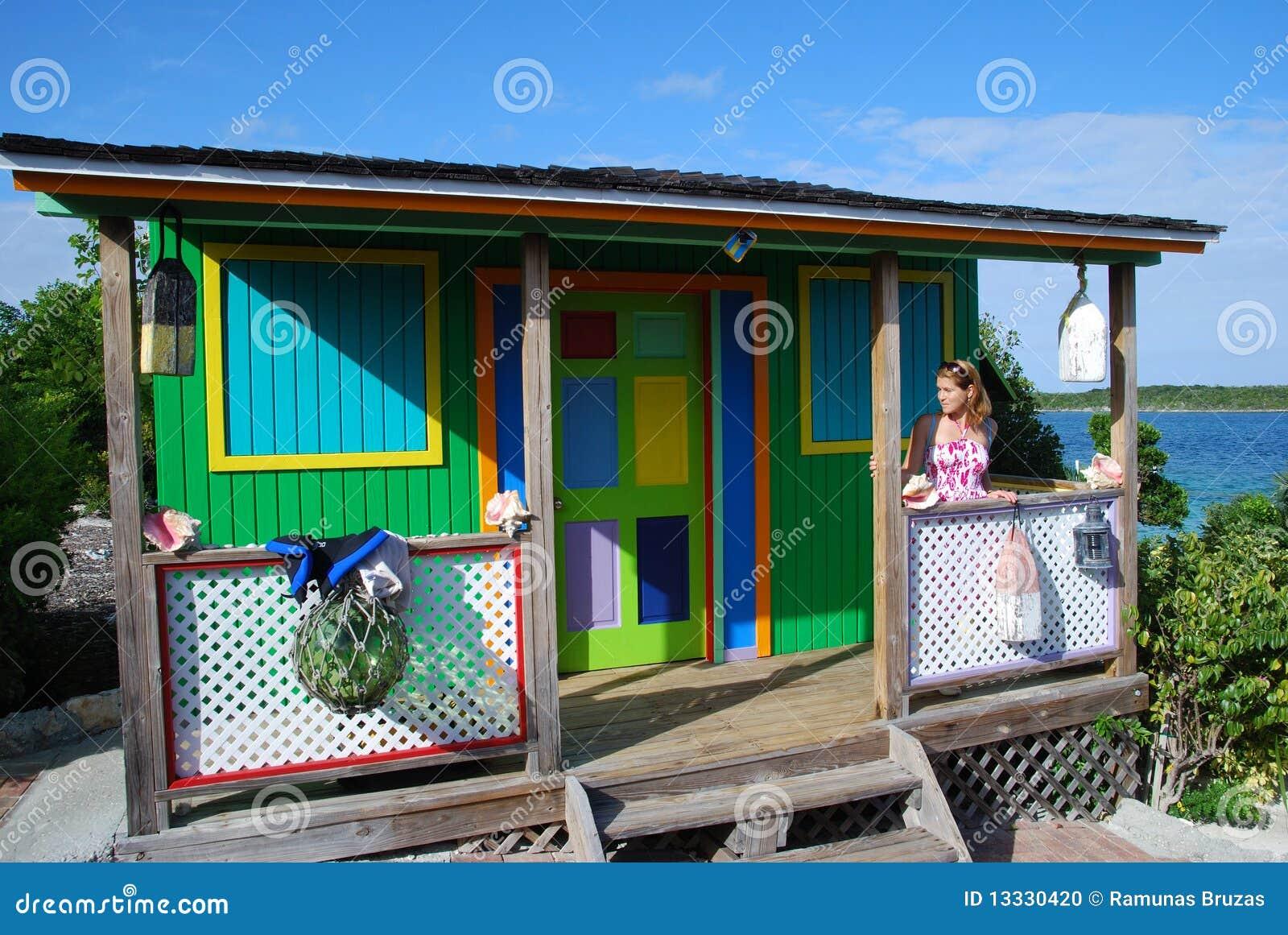 Karaibscy colours