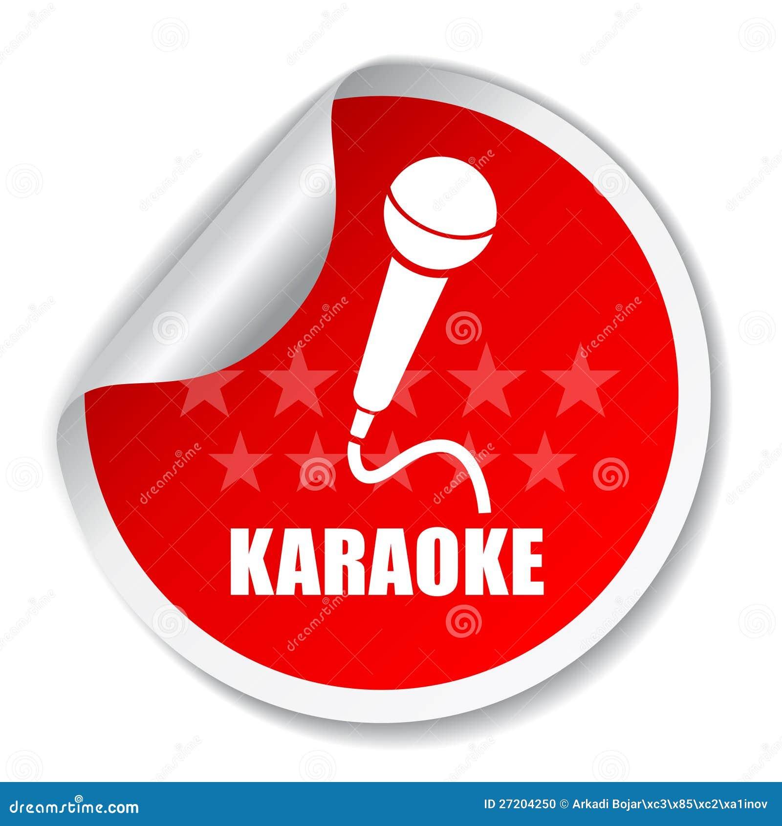 Karaoke Clipart Karaoke Stock Photo - ...
