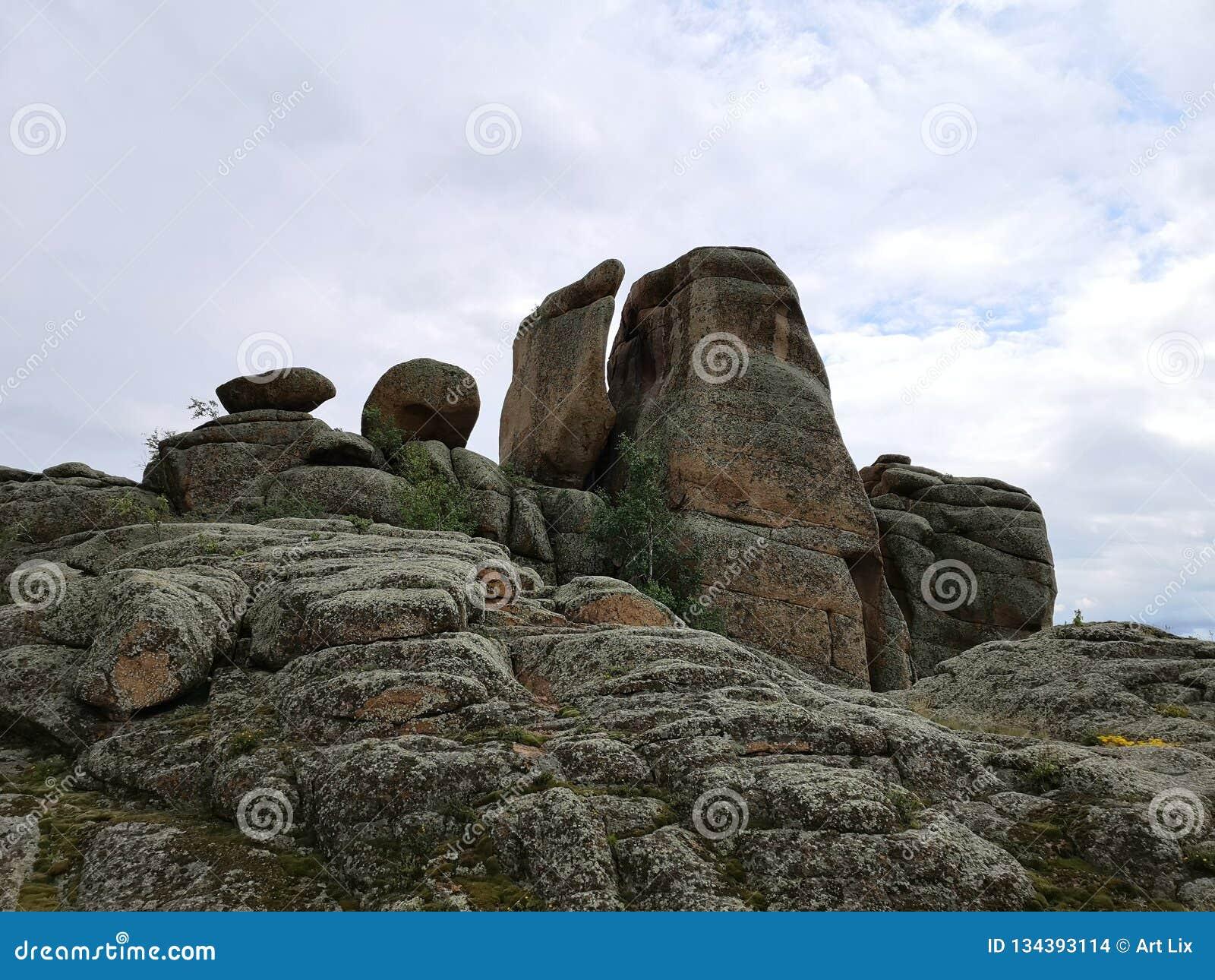 Karaté de pedra