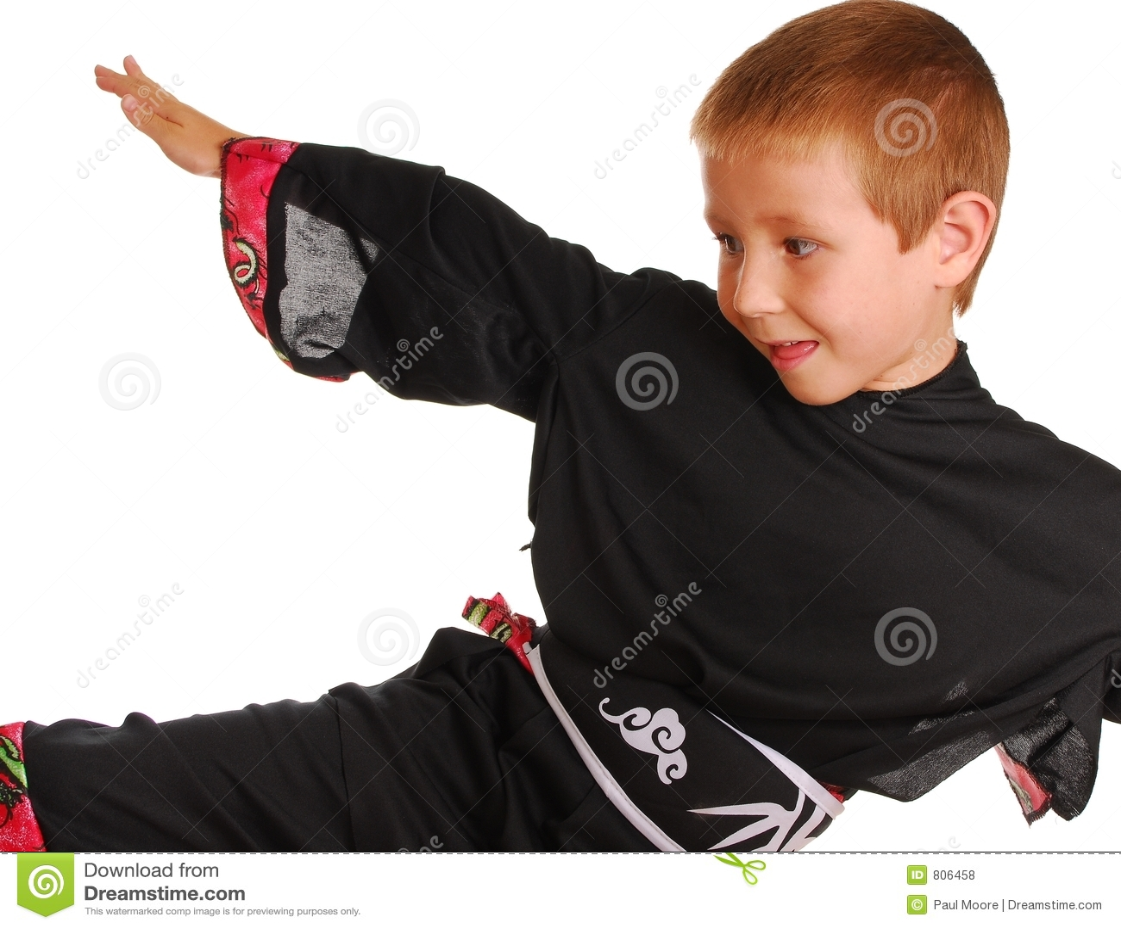 Karate 12 κατσίκι