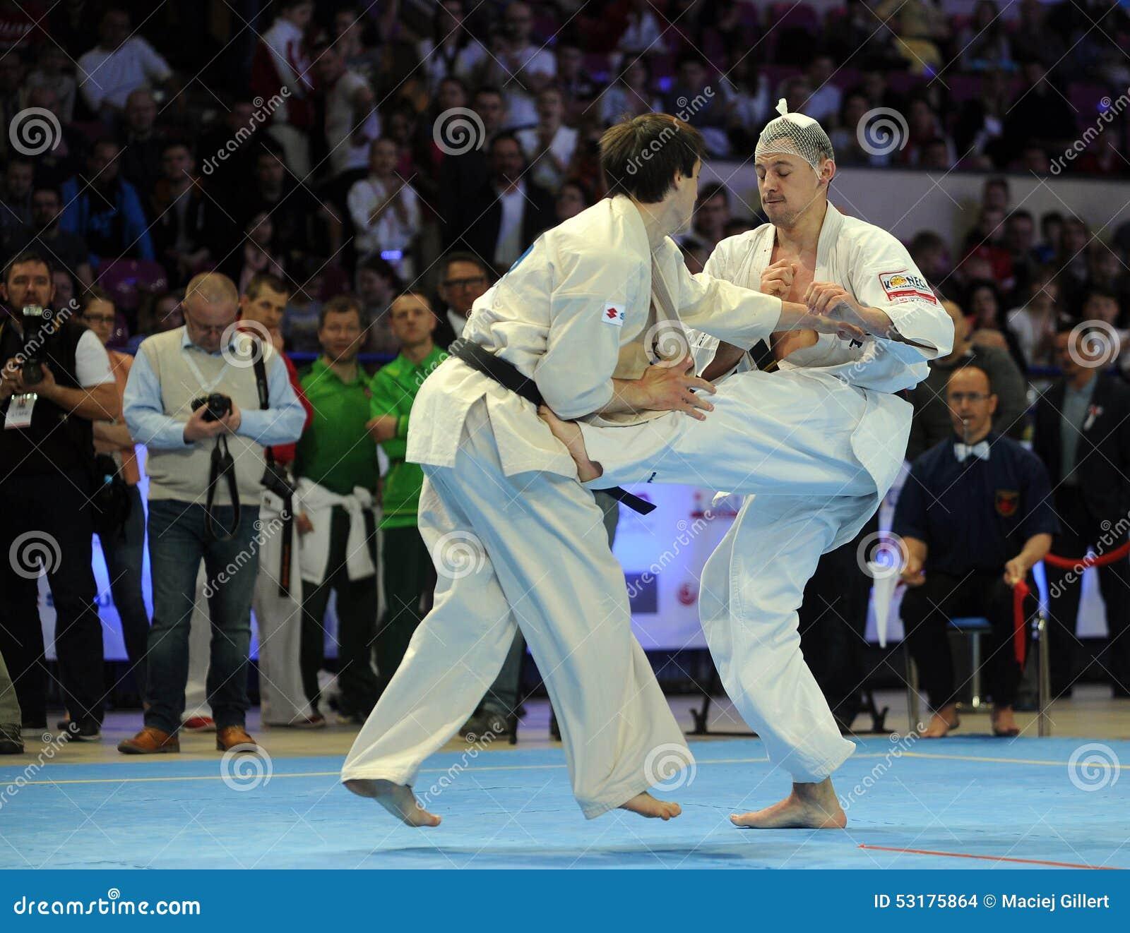 Karate European Championship