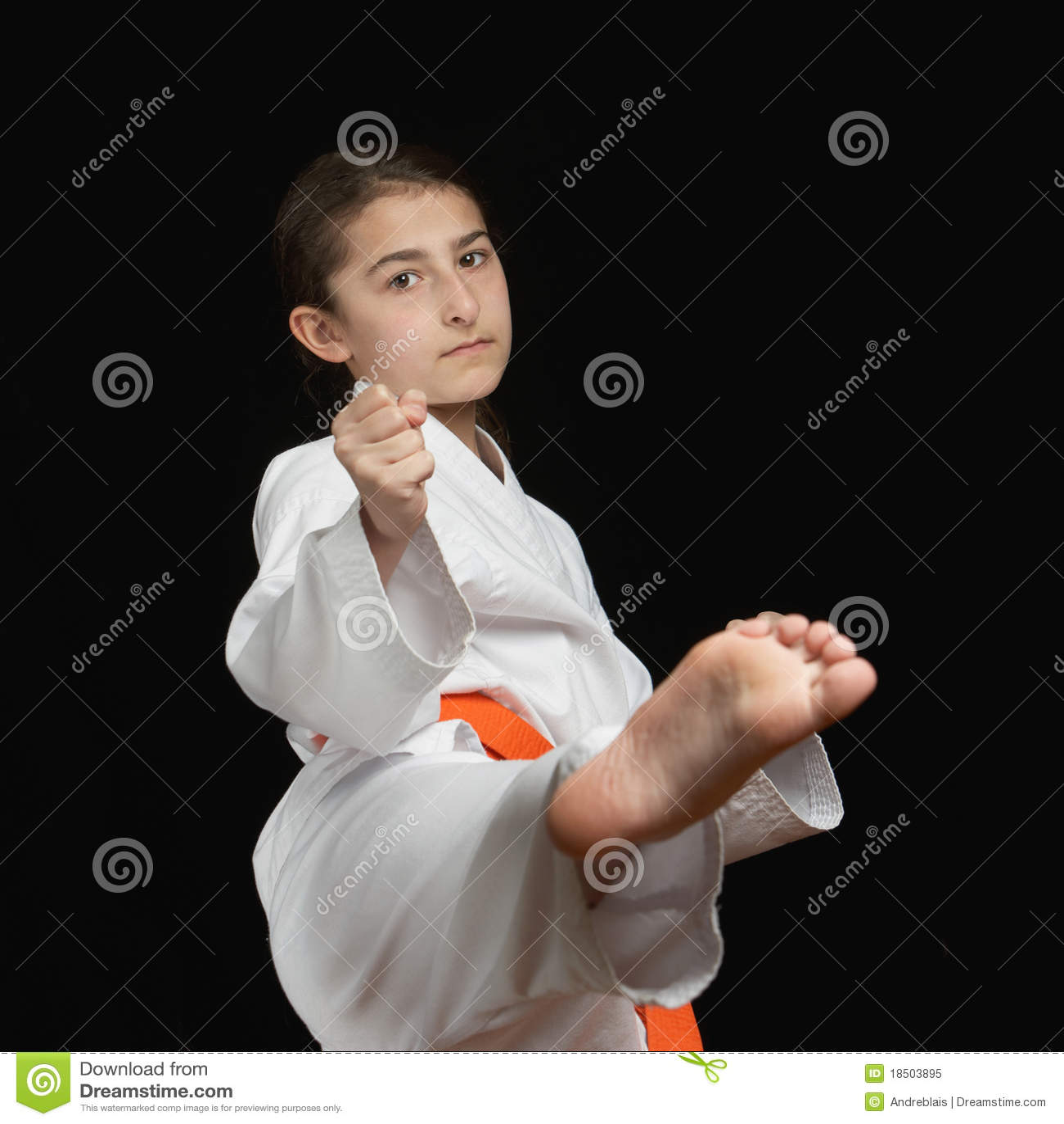 Karate girl pics 93