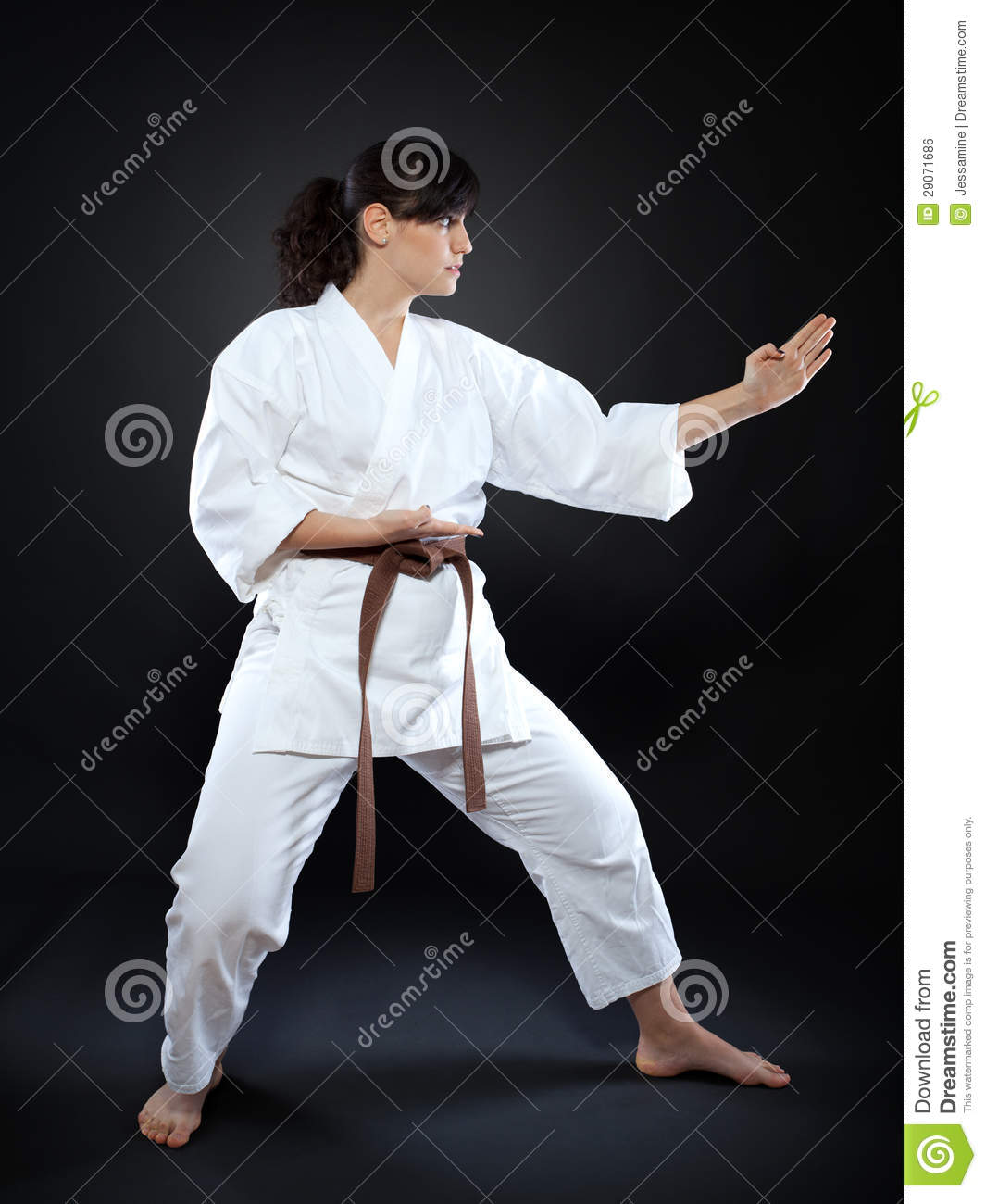 Sexy karate woman sex photos