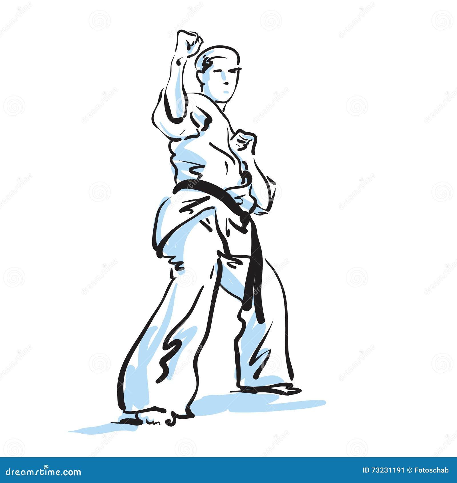 Karatevechter