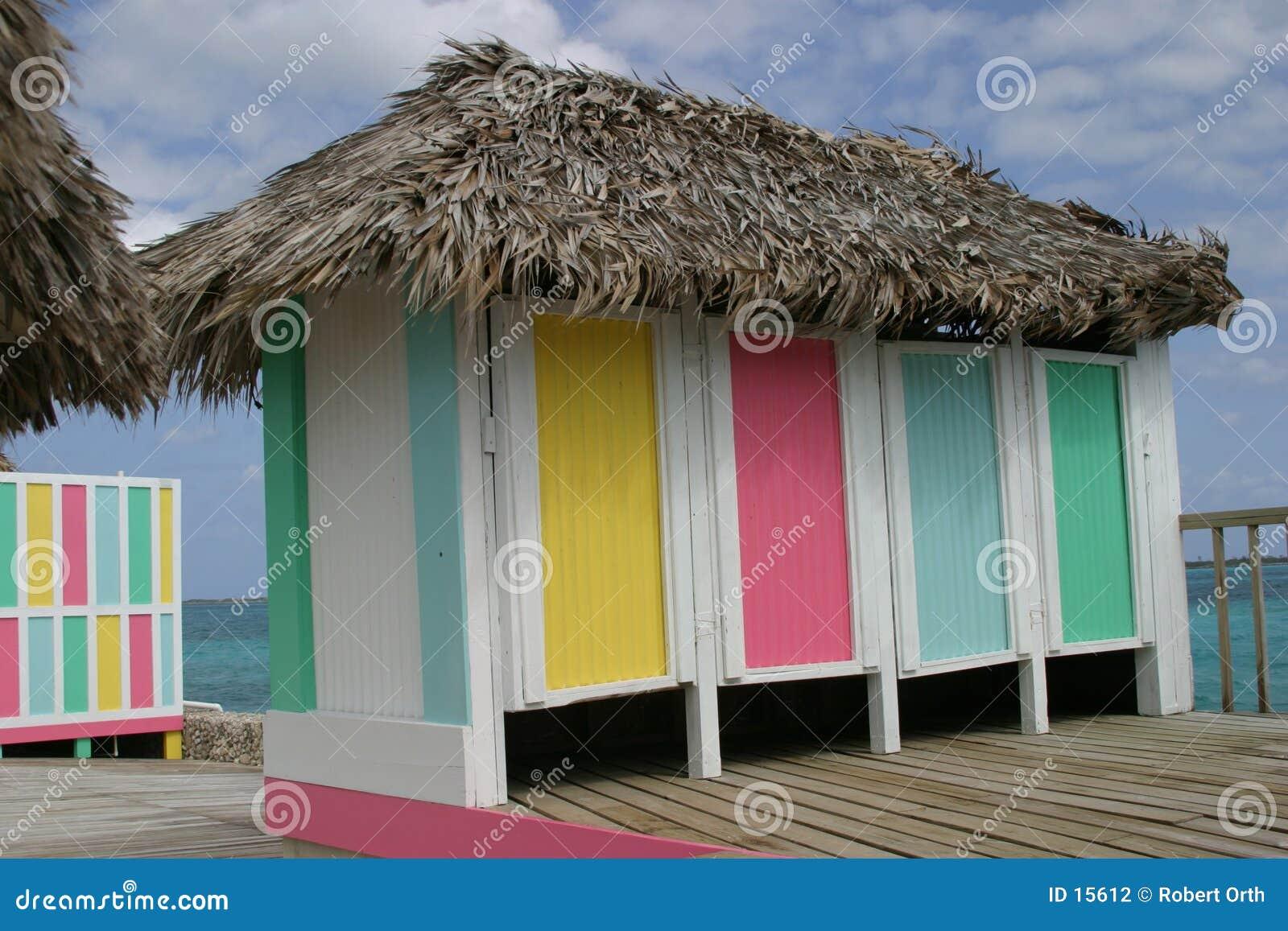 Karibisches cabanna