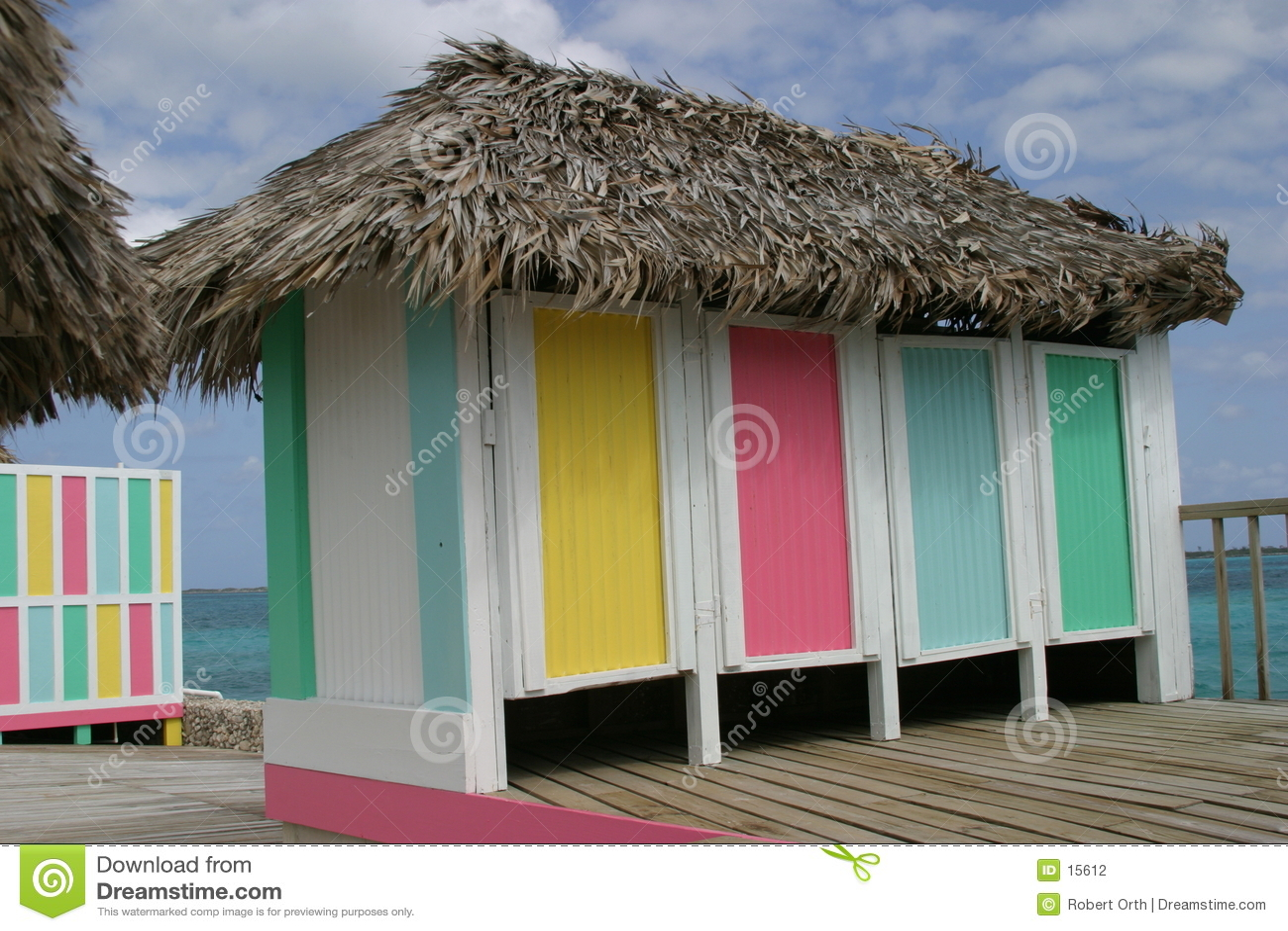 Karibisk cabanna