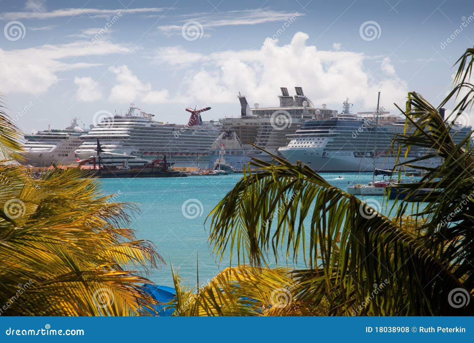 Karibisk kryssning maarten sänder st