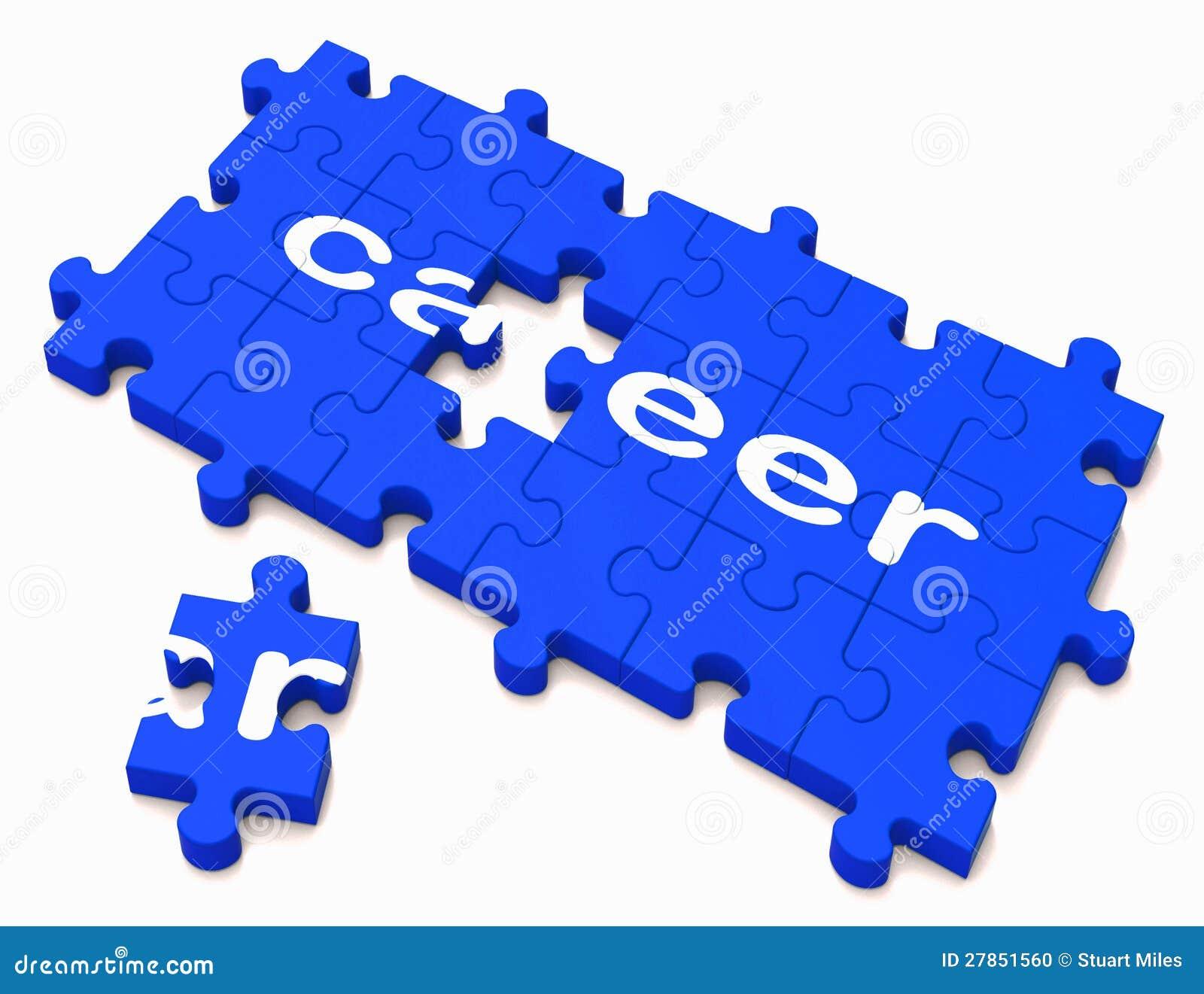 Kariera znak Pokazuje Pomyślnych studia