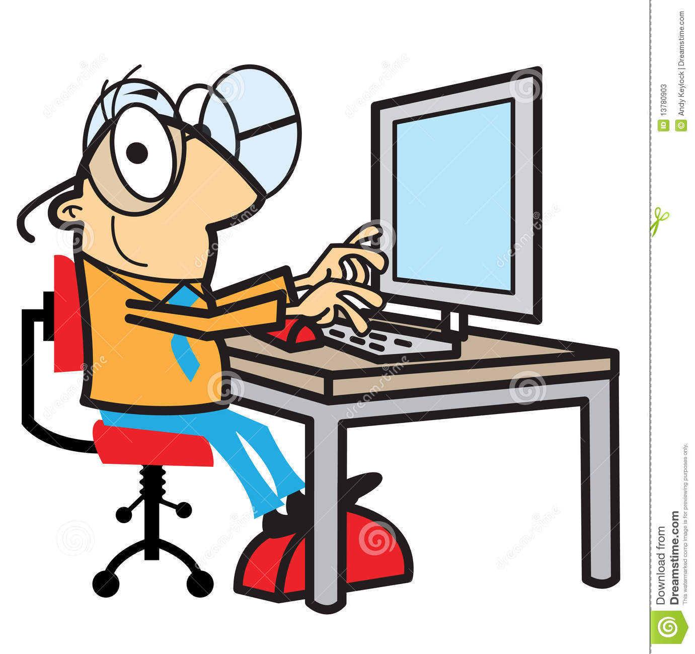 Clip Art Kids At Desk Looking Frustrated