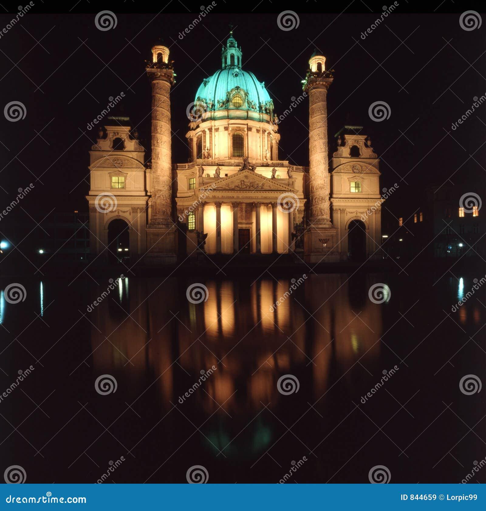 Karlskirche, Viena, Áustria
