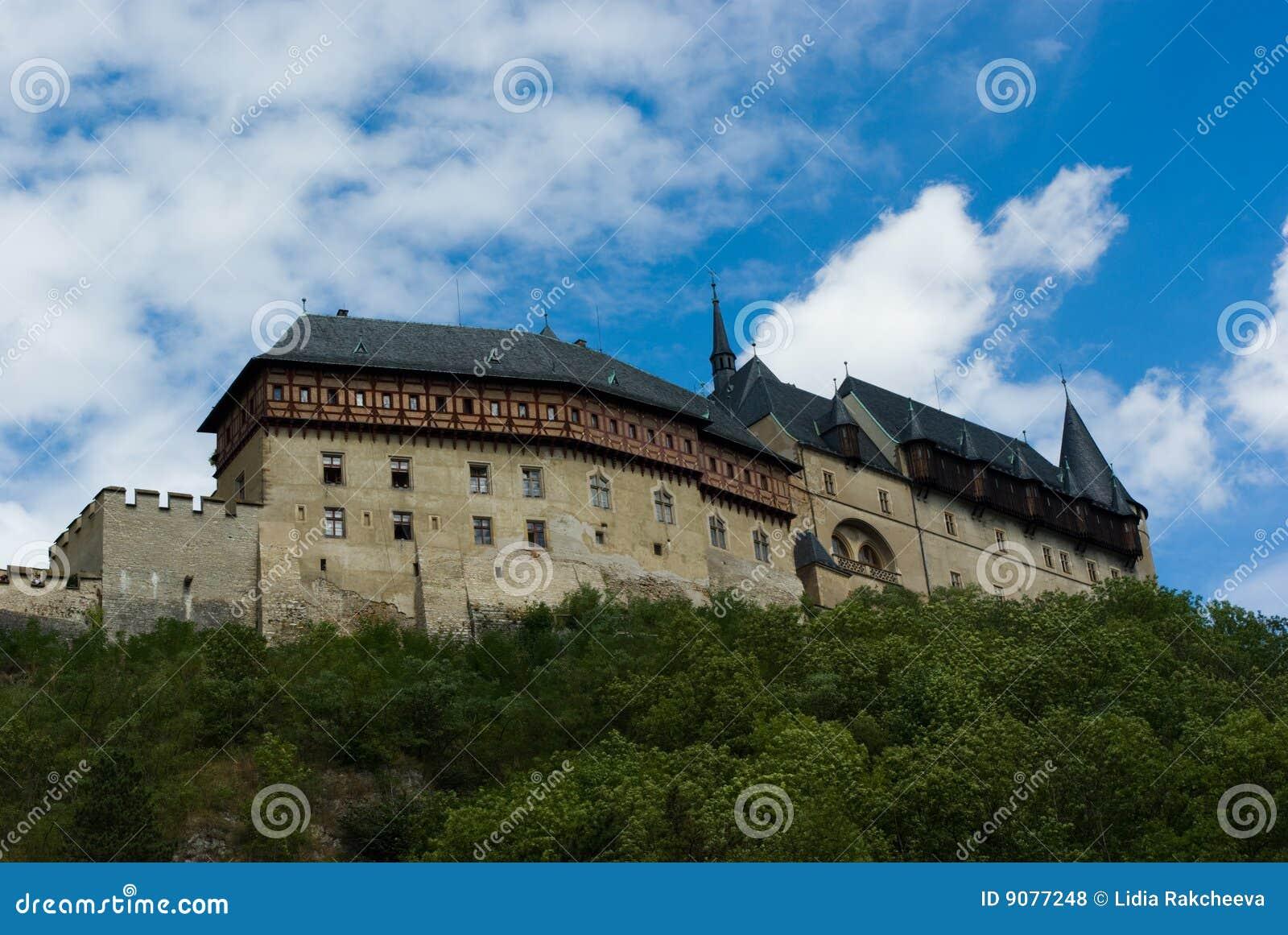 Karlstein Schloss