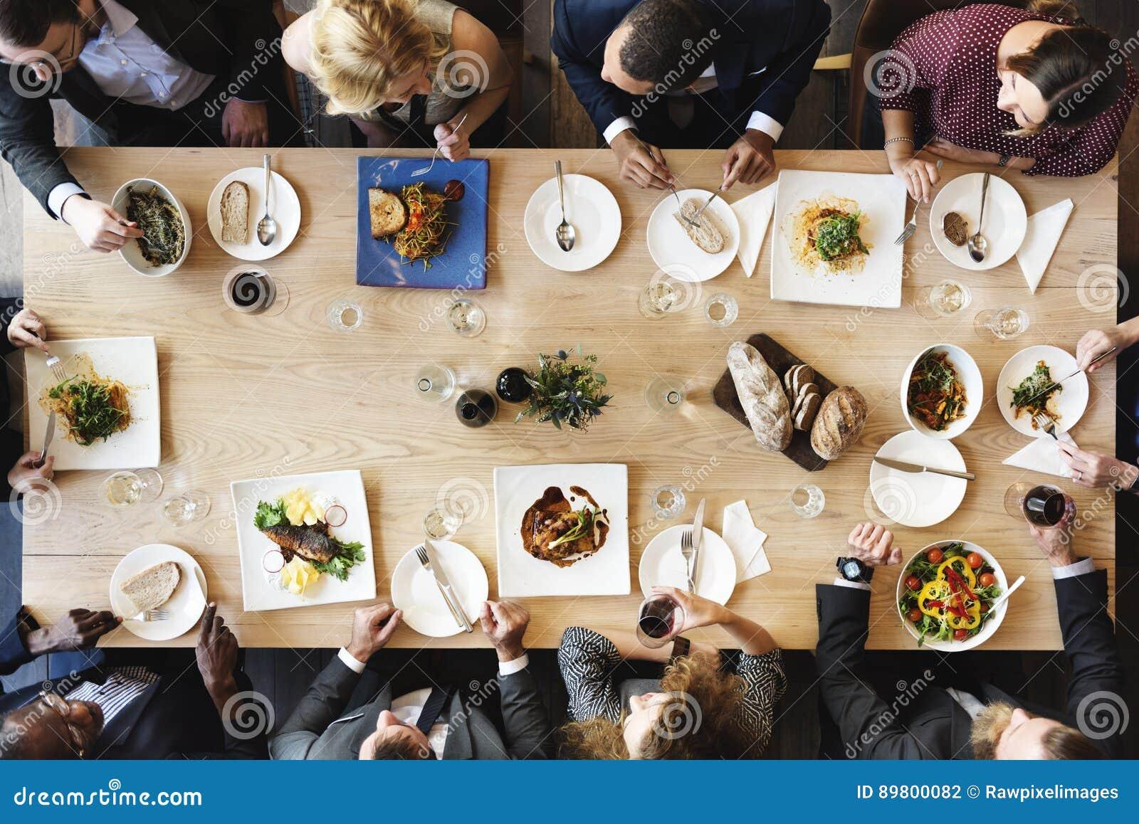 Karmowej catering kuchni smakosza przyjęcia Kulinarny pojęcie