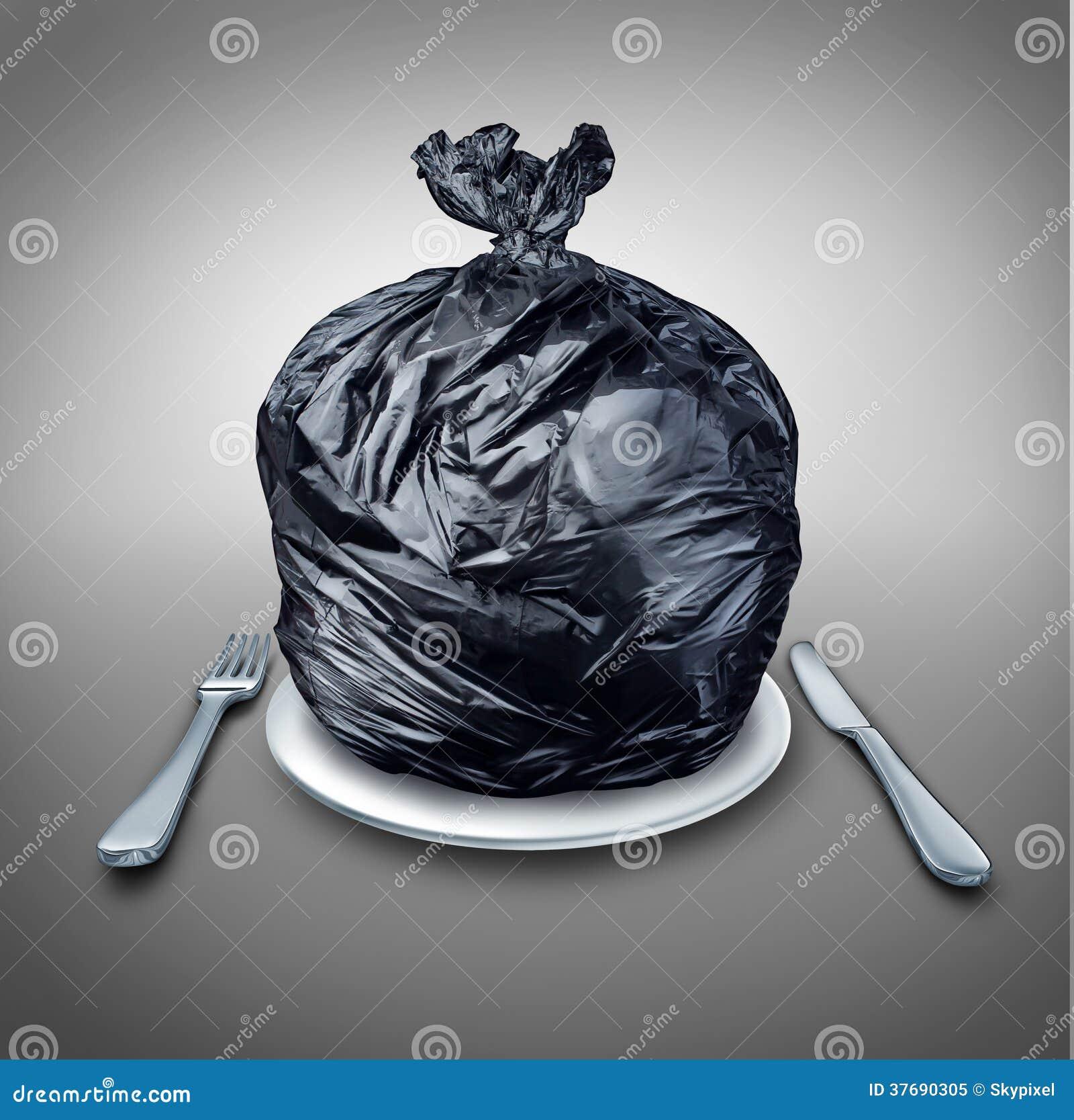 Karmowy śmieci