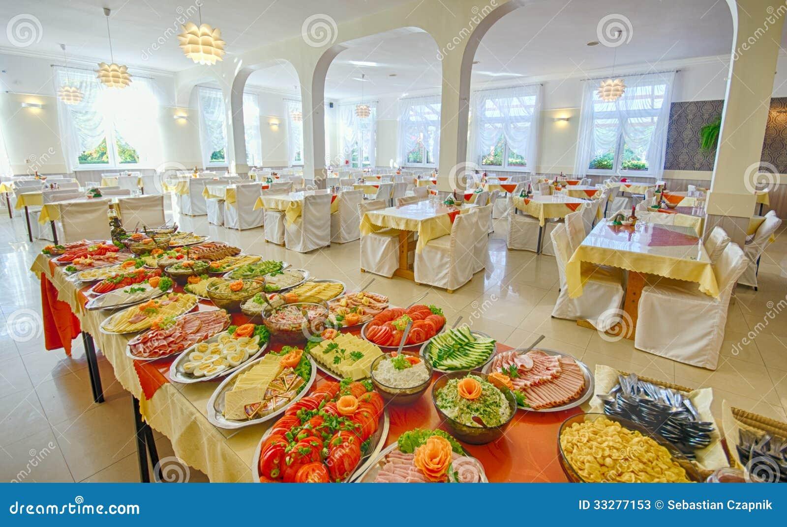 Karmowy bufet