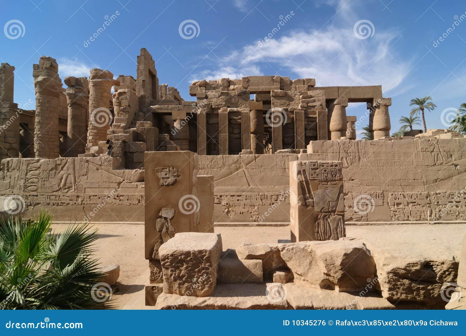 Karnak, Ägypten