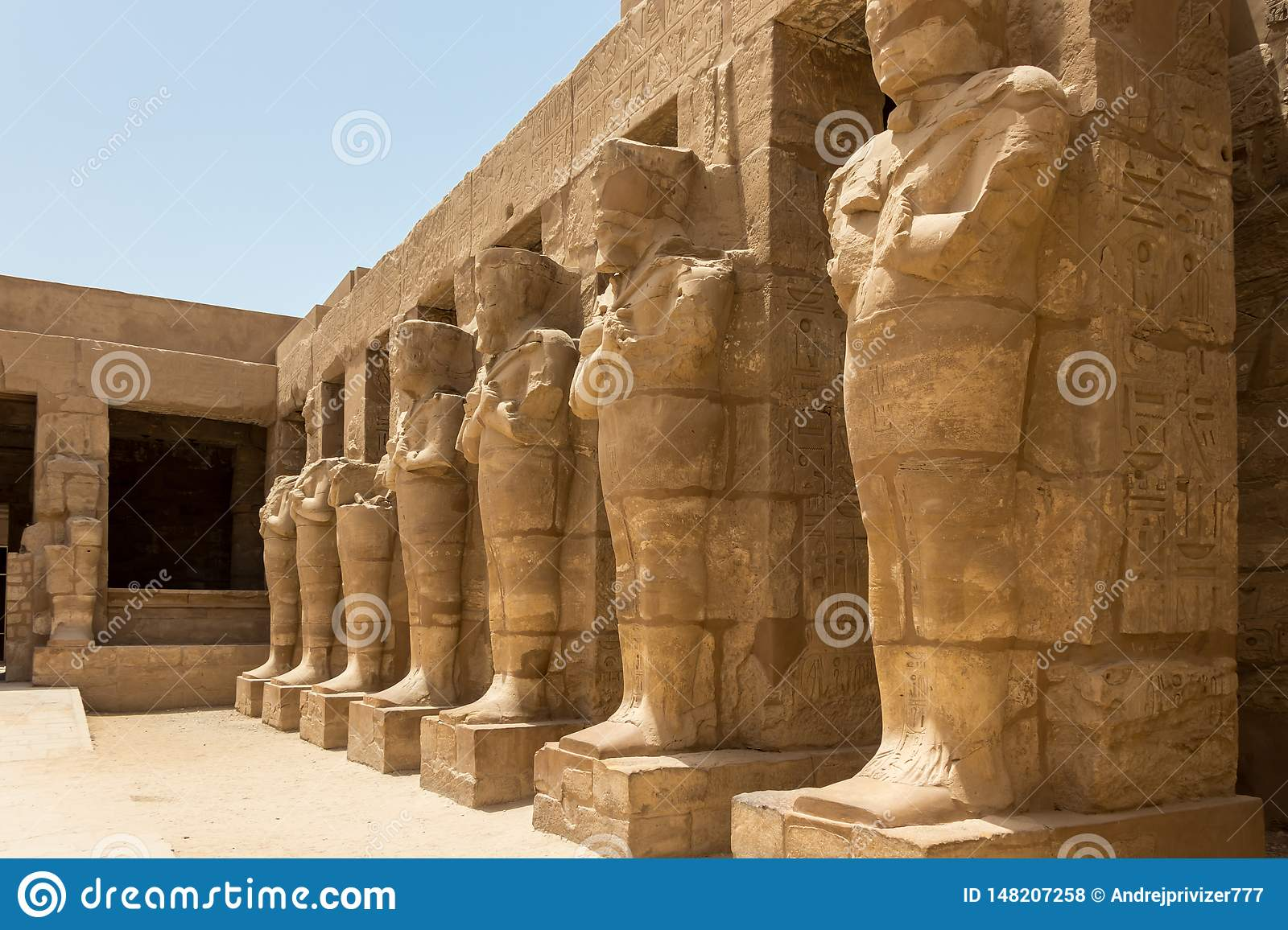 Temple Of Ramses 3th - Rock Statues, The Ancient City Of ... on ancient egypt red sea map, thebes africa, thebes in egypt, mongolia on world map, city of thebes map,