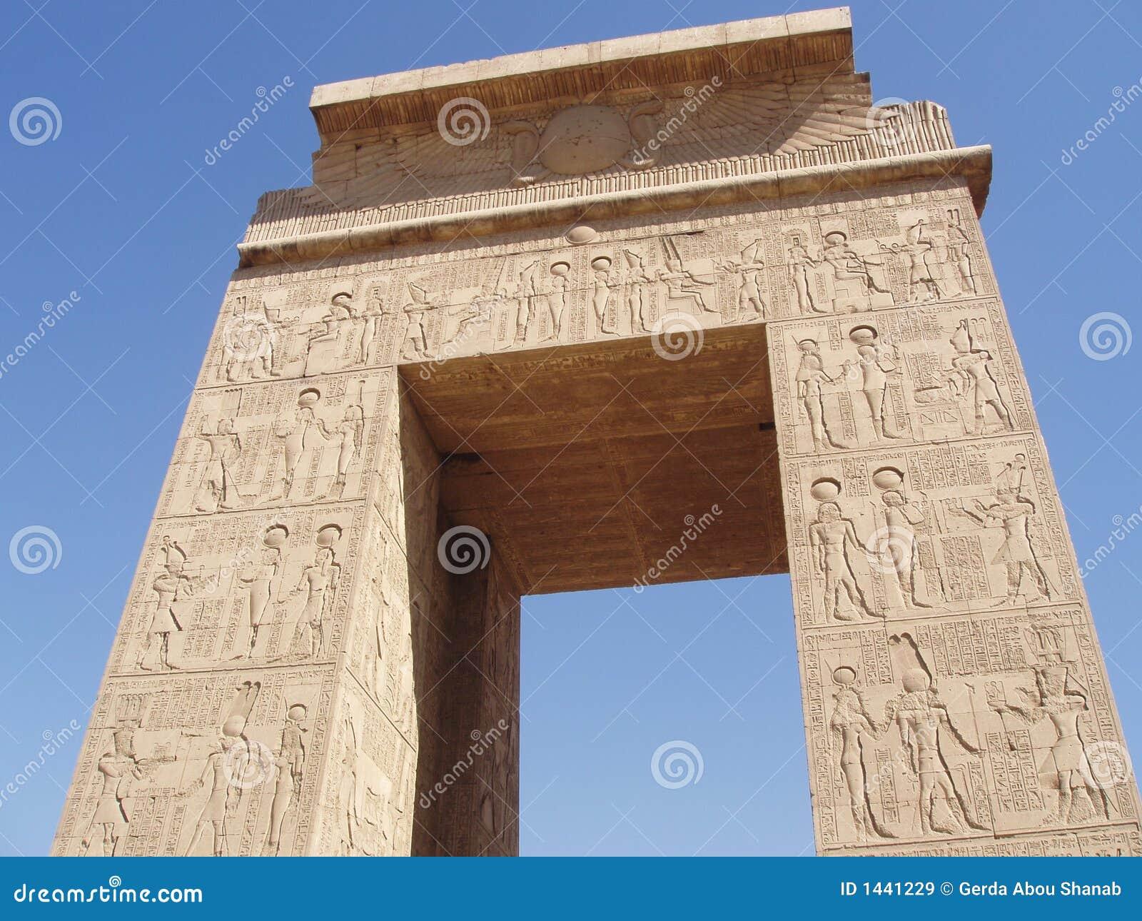 Karnak Tempel Luxor Ägypten