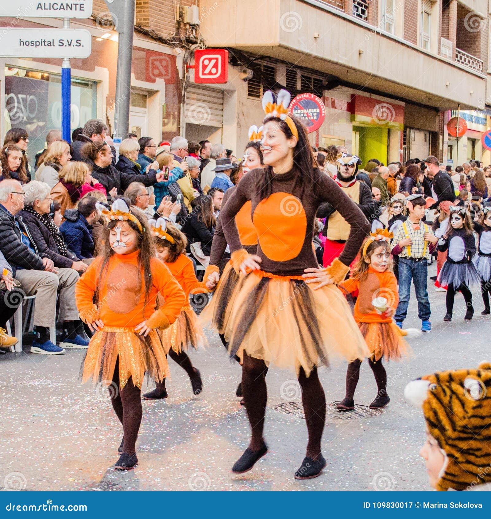 Karnawał Hiszpania Atmosfera, wydarzenie Torrevieja