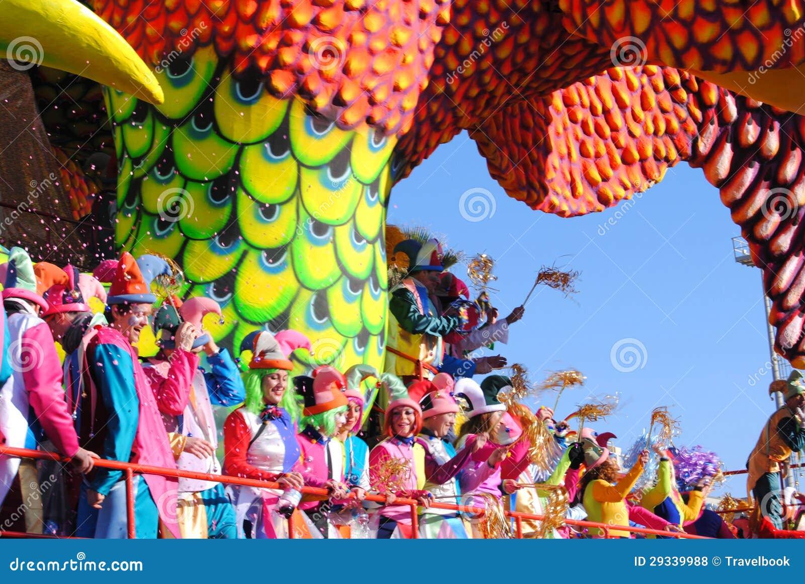 Karneval av Viareggio