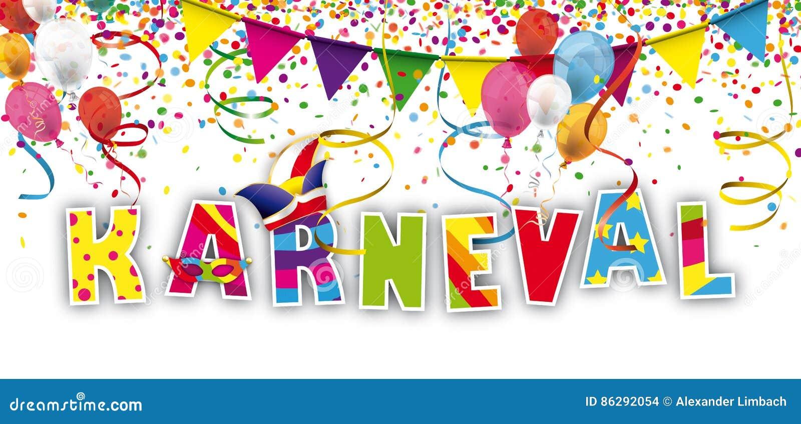 Karneval Kalender
