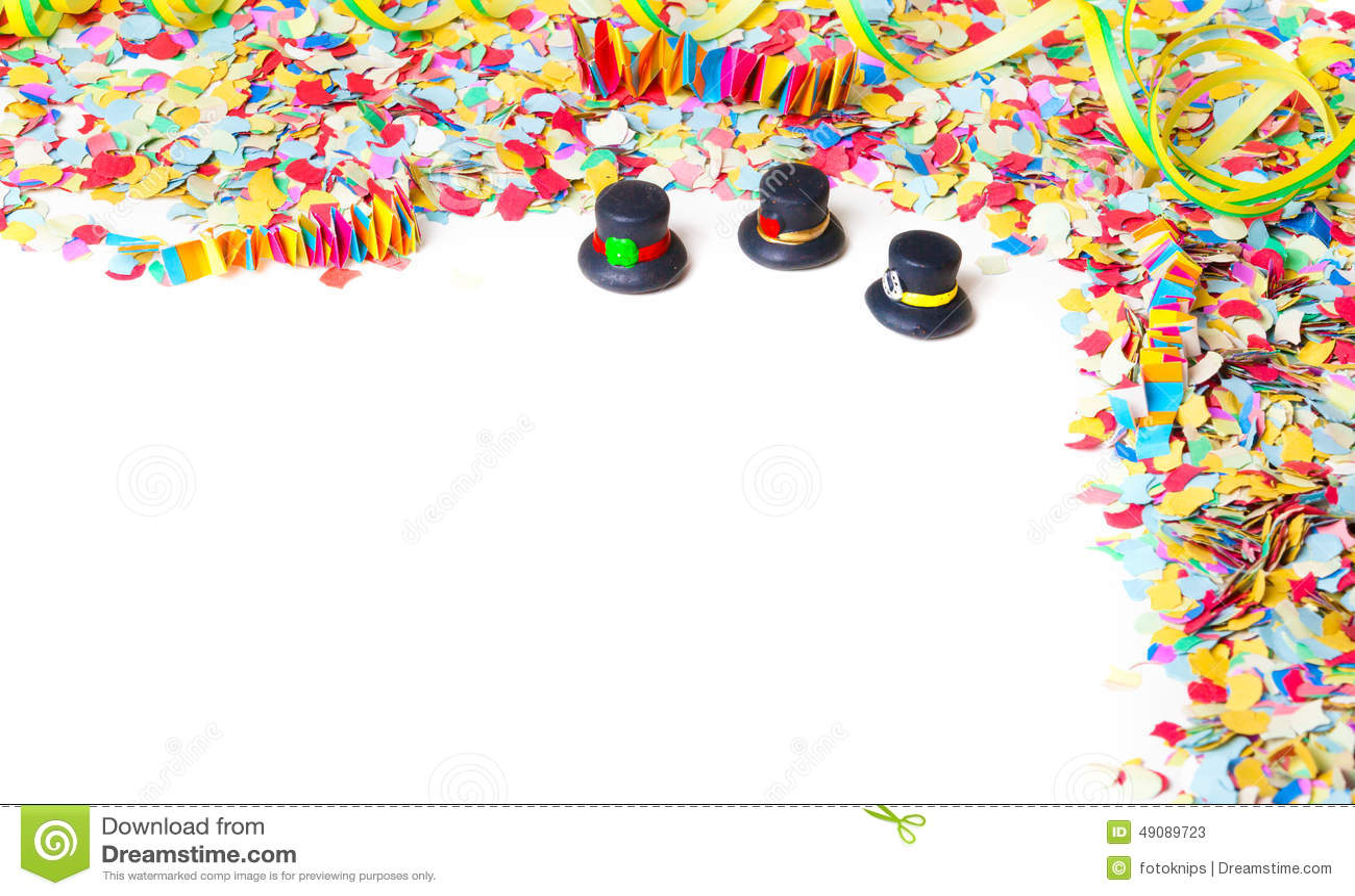 karneval, konfetti, partei, hintergrund stockfoto - bild: 49089723, Einladungen