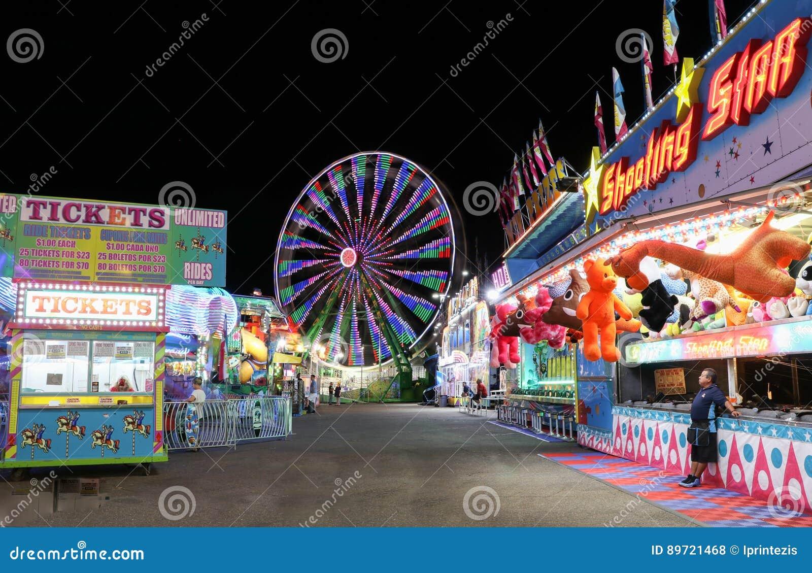 Karneval nachts