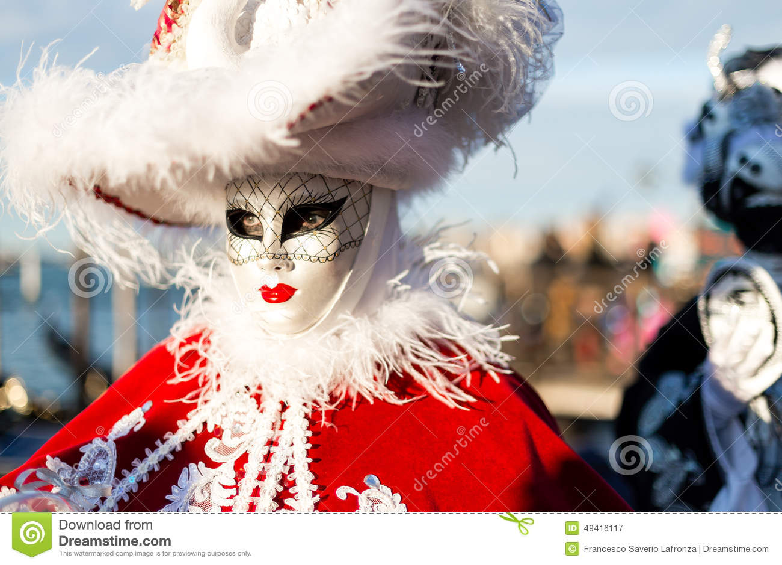 Download Karneval Von Venedig-Masken Redaktionelles Stockfotografie - Bild von festival, schablone: 49416117