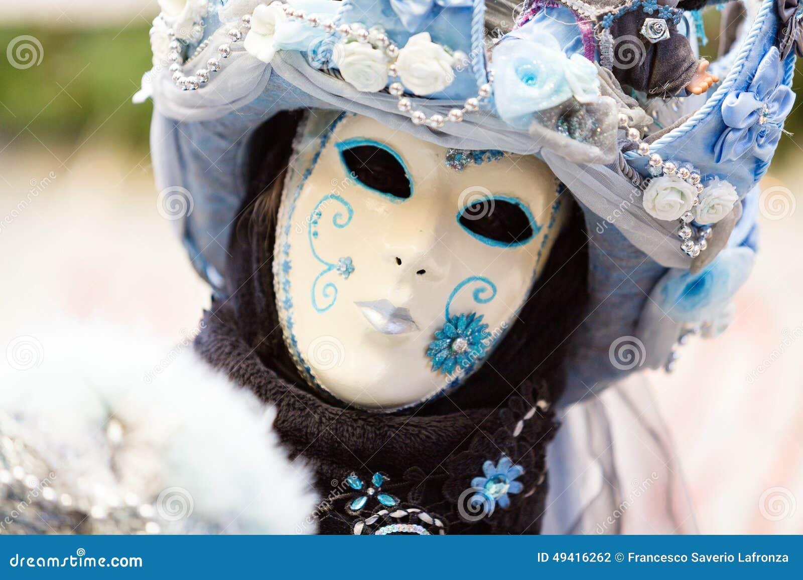 Download Karneval Von Venedig-Masken Redaktionelles Stockfotografie - Bild von dame, verfassung: 49416262