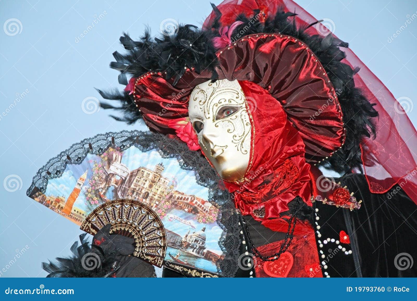Karnevalmaskering 2011 venice