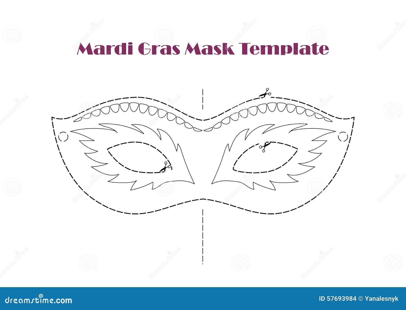 Schön Kostenlose Druckbare Maskenvorlagen Ideen - Entry Level Resume ...