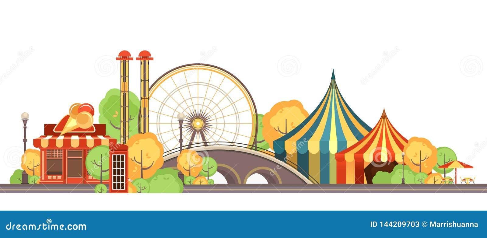 Karnevals-Stadt-Park
