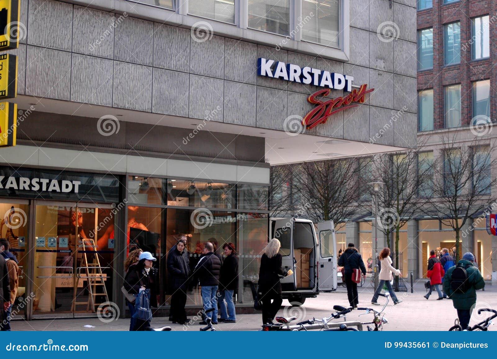 karstadt sports hamburg