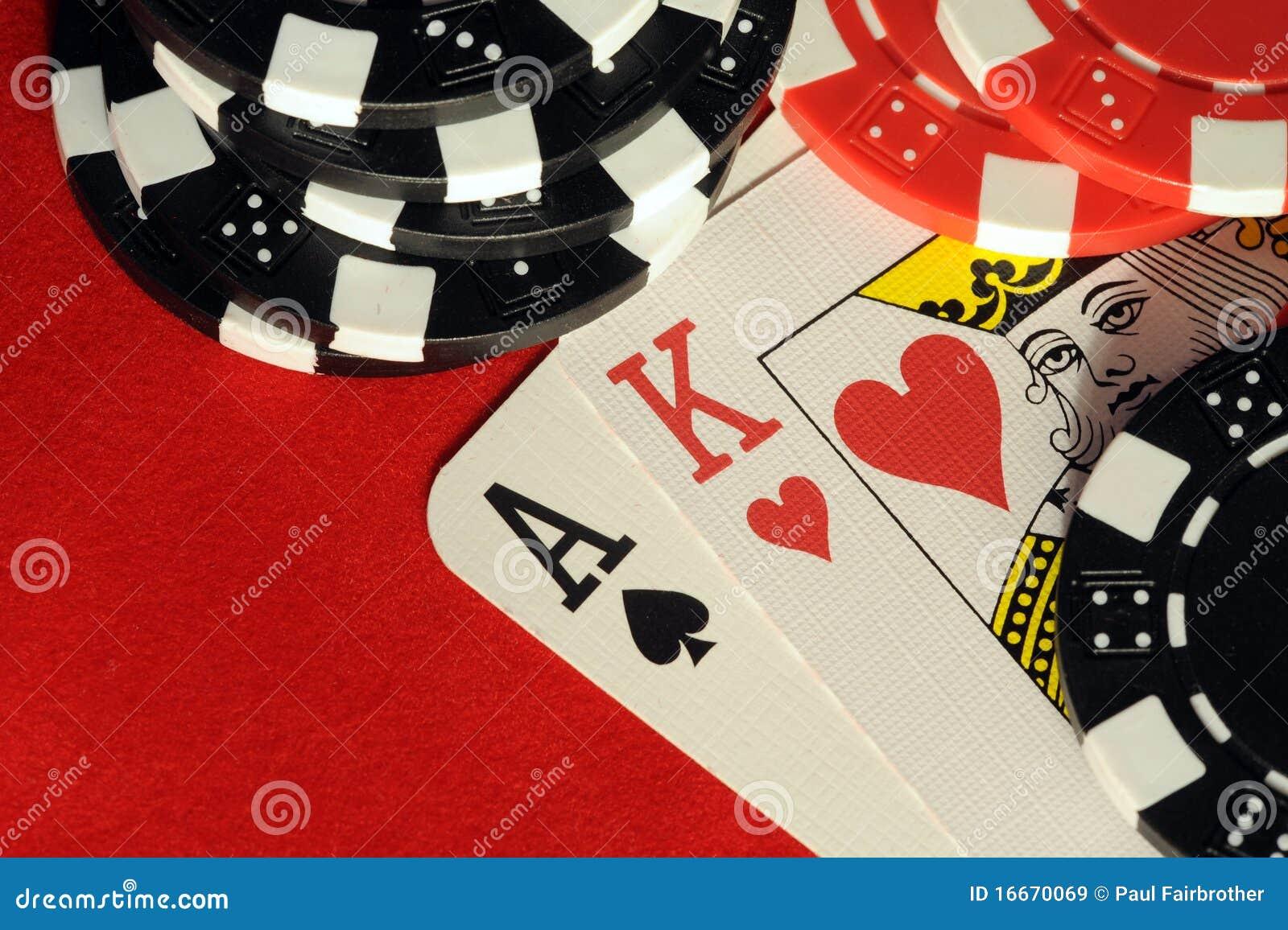 Kart ręki wygranie