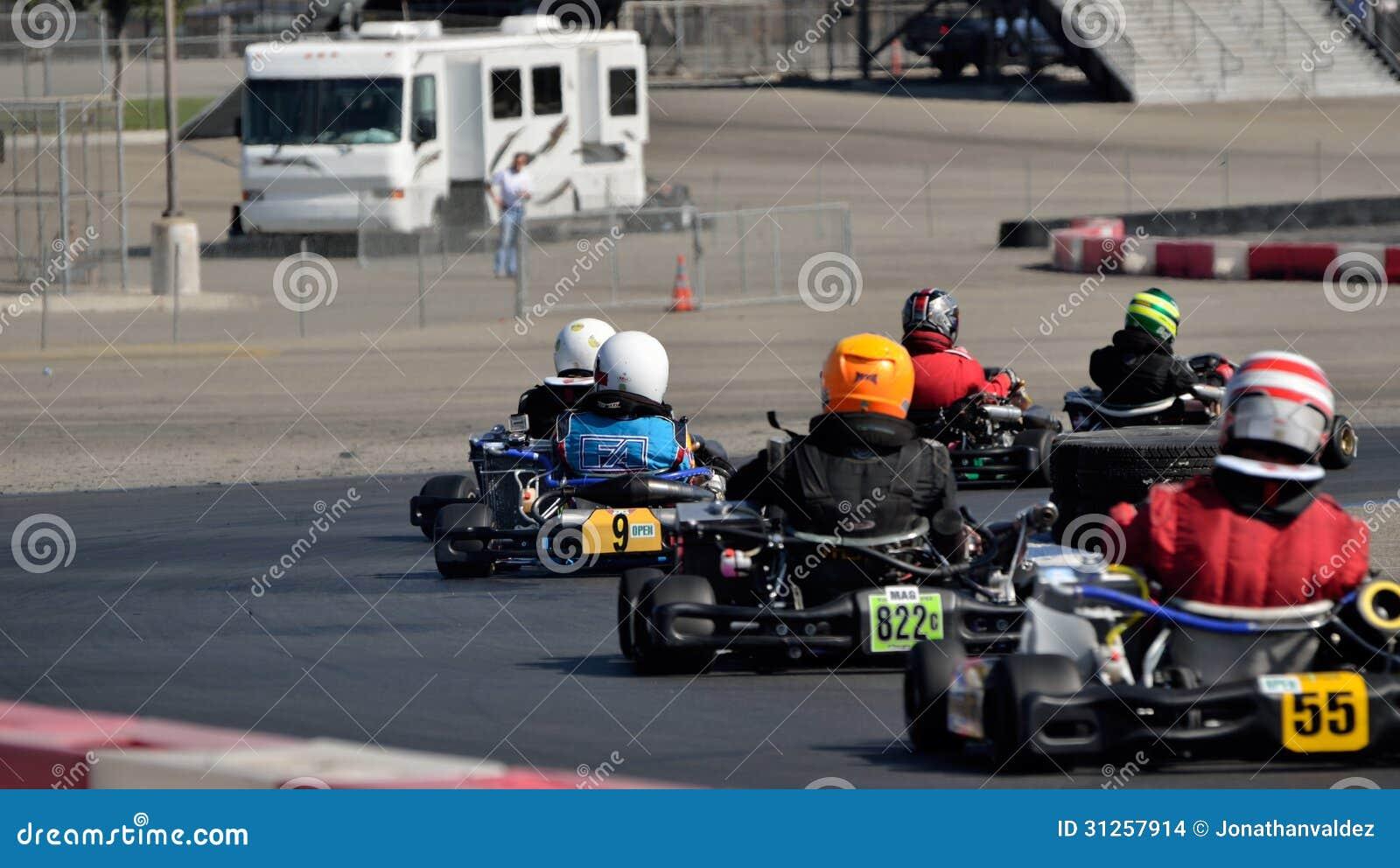 Kart Racing Group