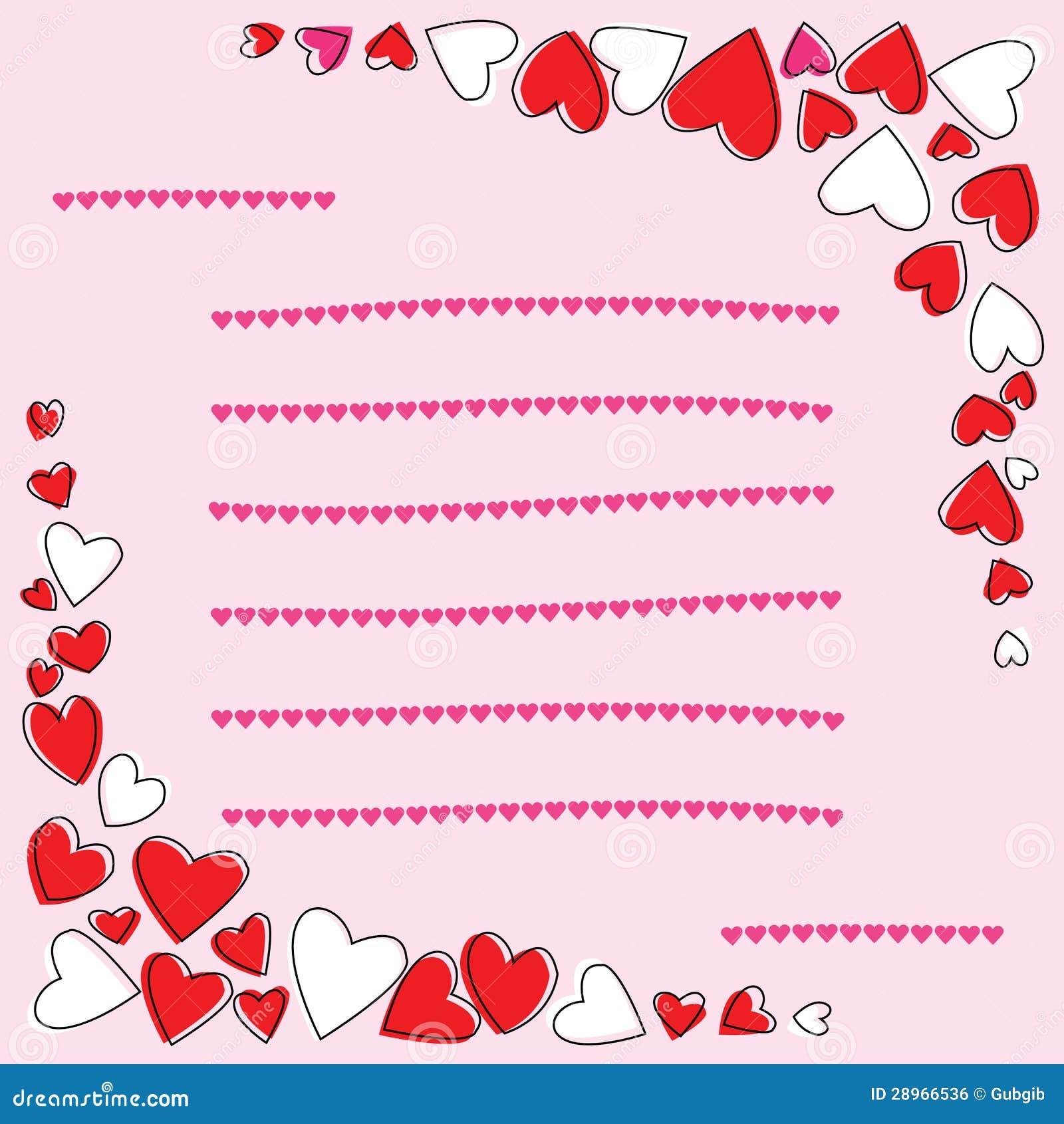 Karta miłość
