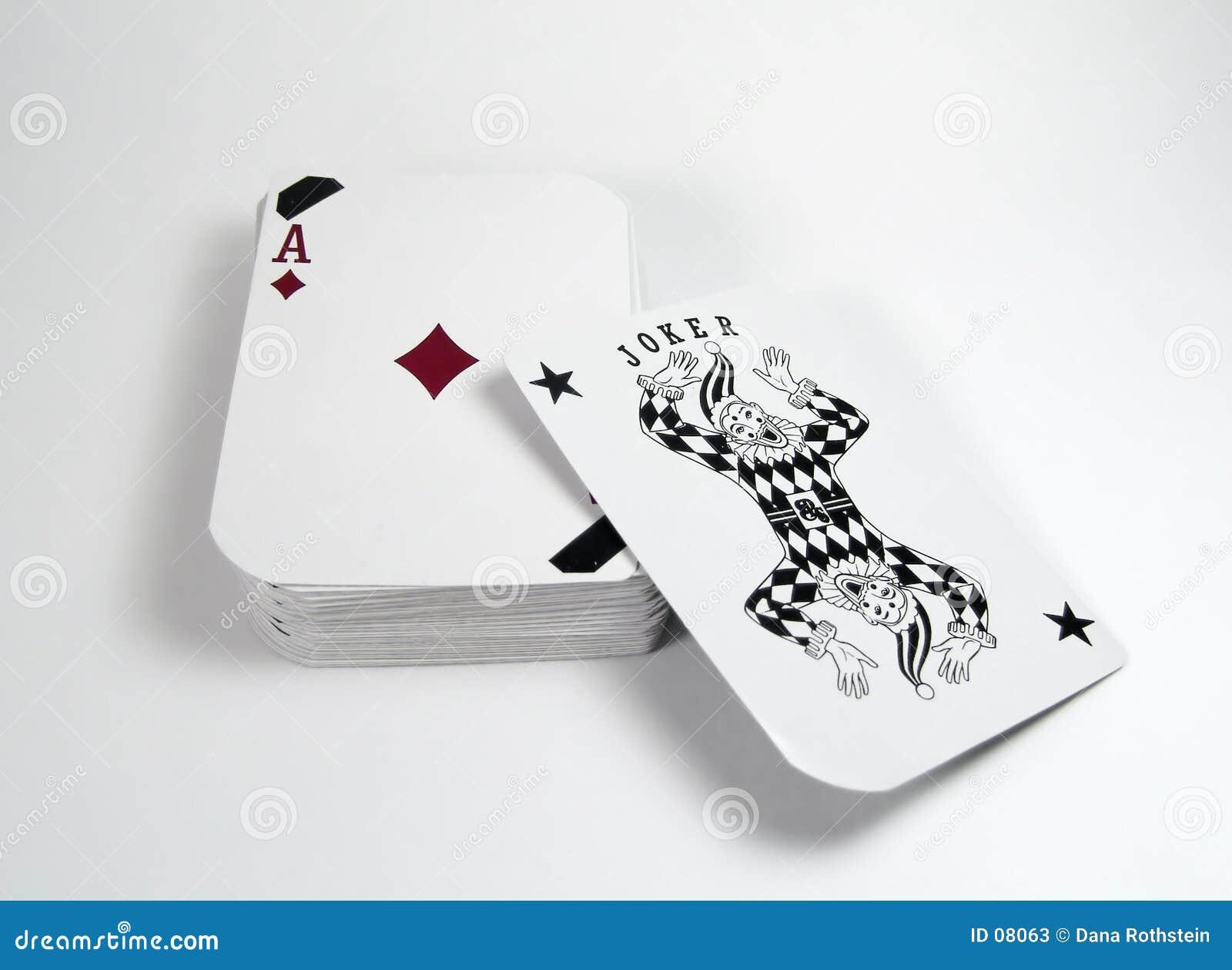 Kartenstapeles