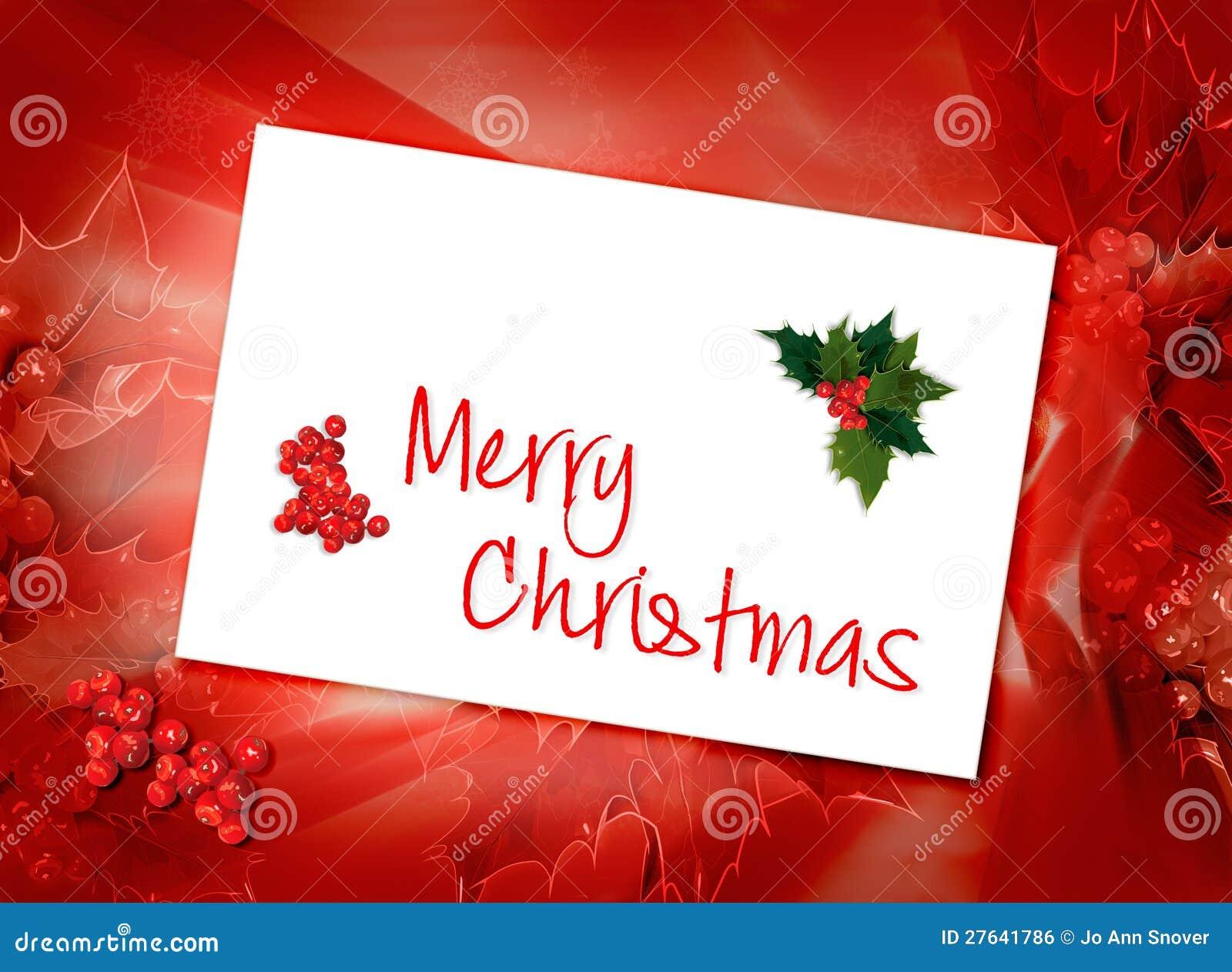 Kartki bożonarodzeniowa tło
