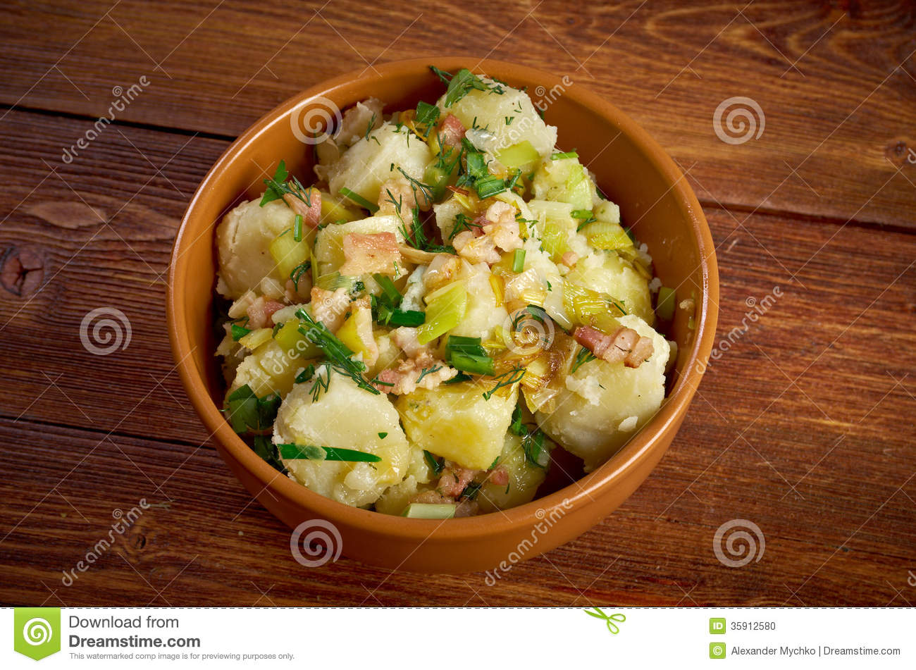 Luisa's German Potato Salad (Kartoffelsalat) Recipe — Dishmaps