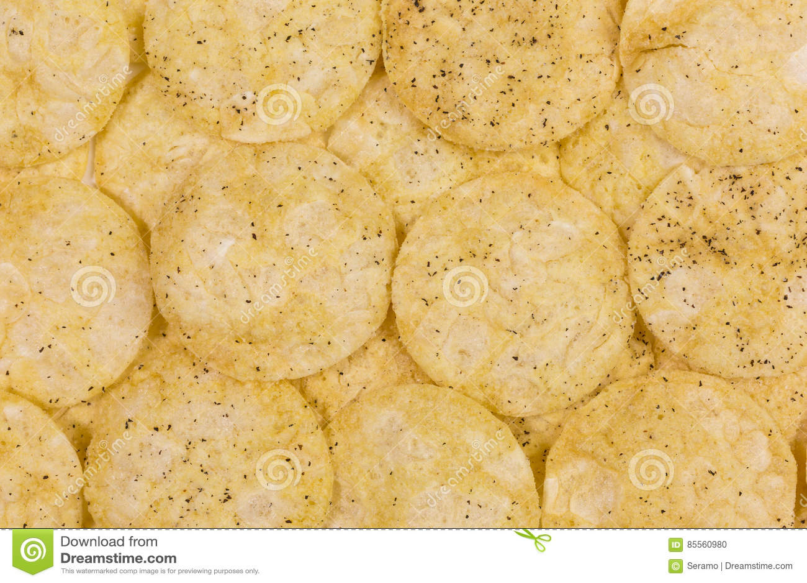 Kartoffelsnack