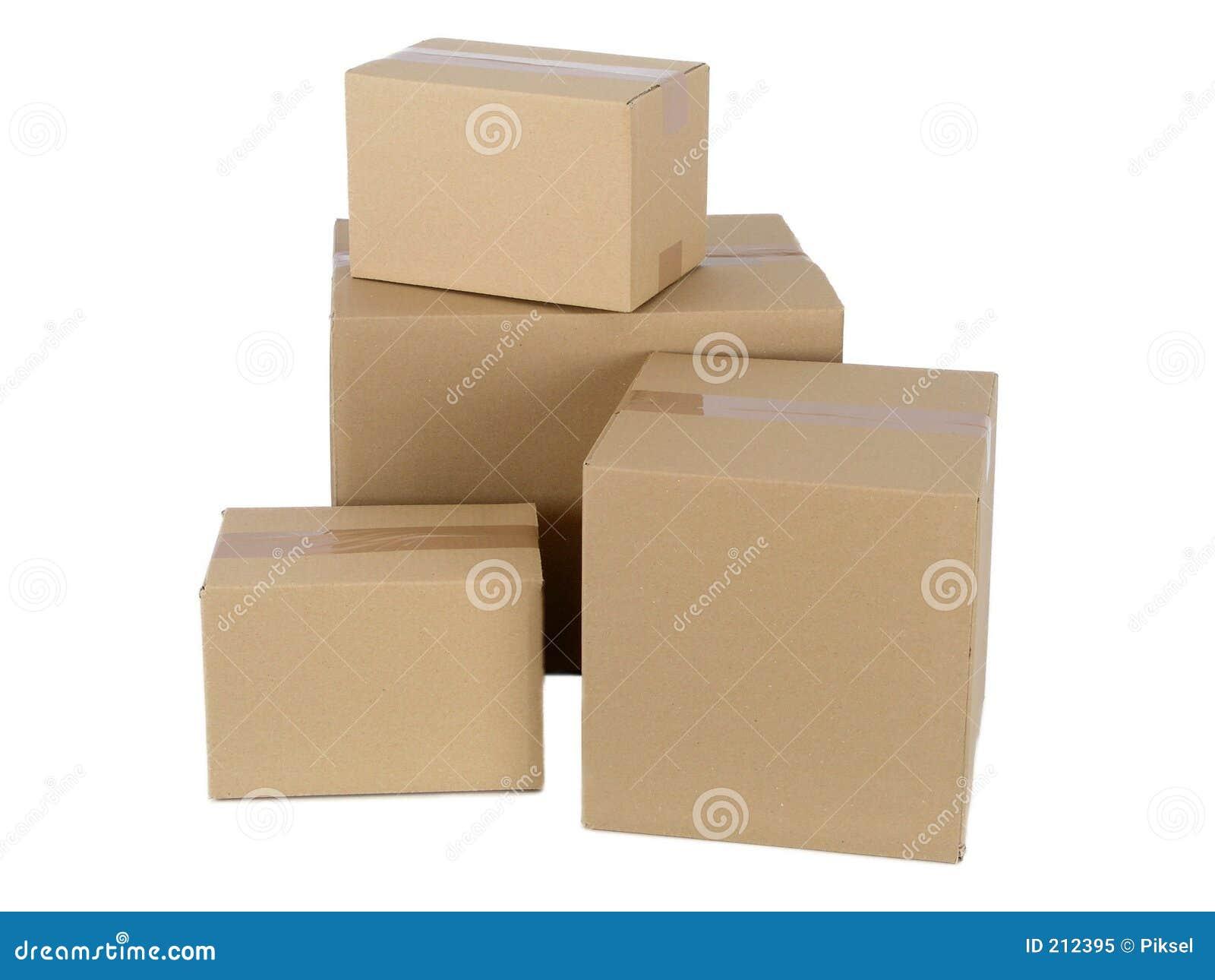 Kartonów opakowań