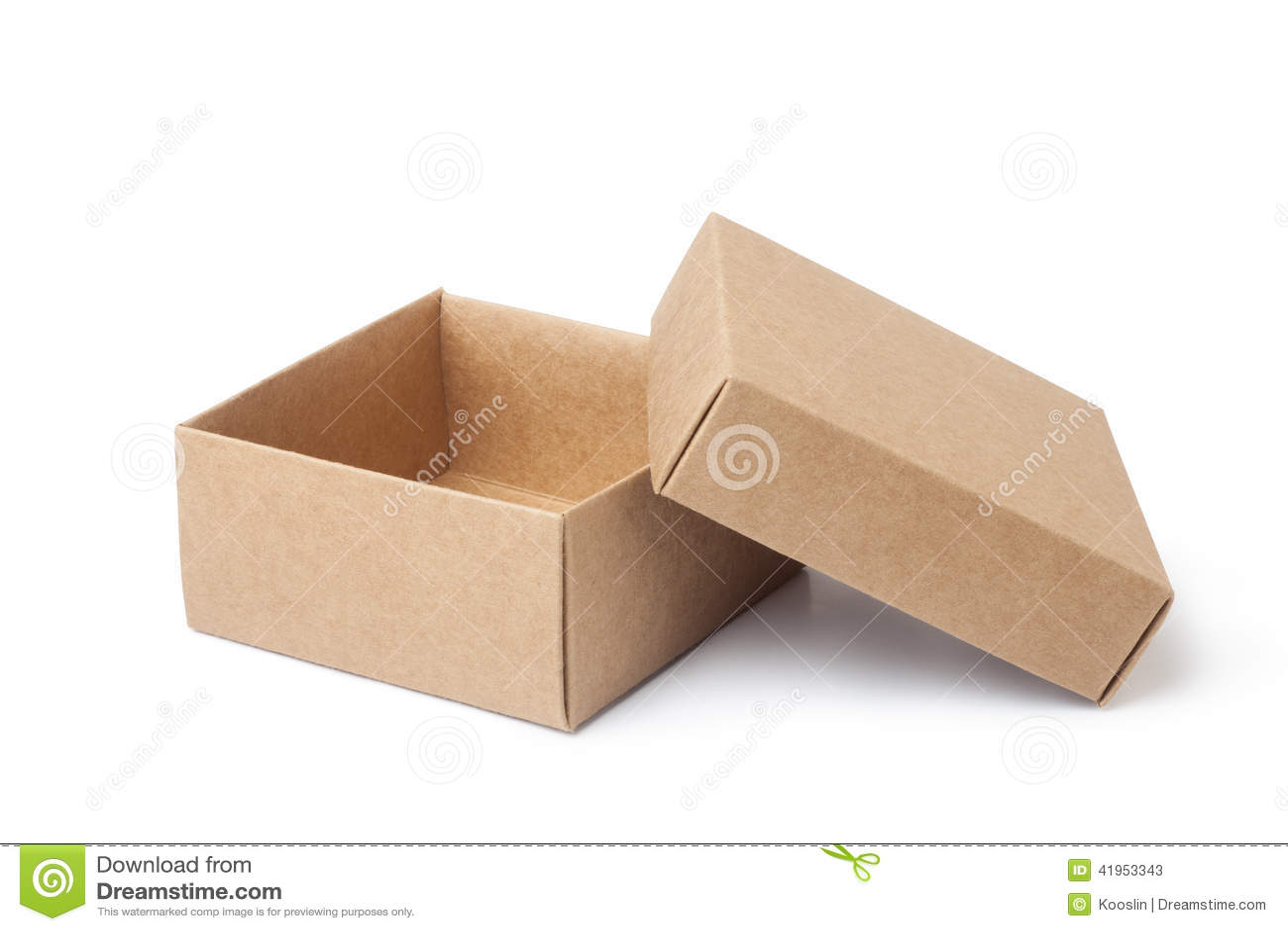 Karton pusty