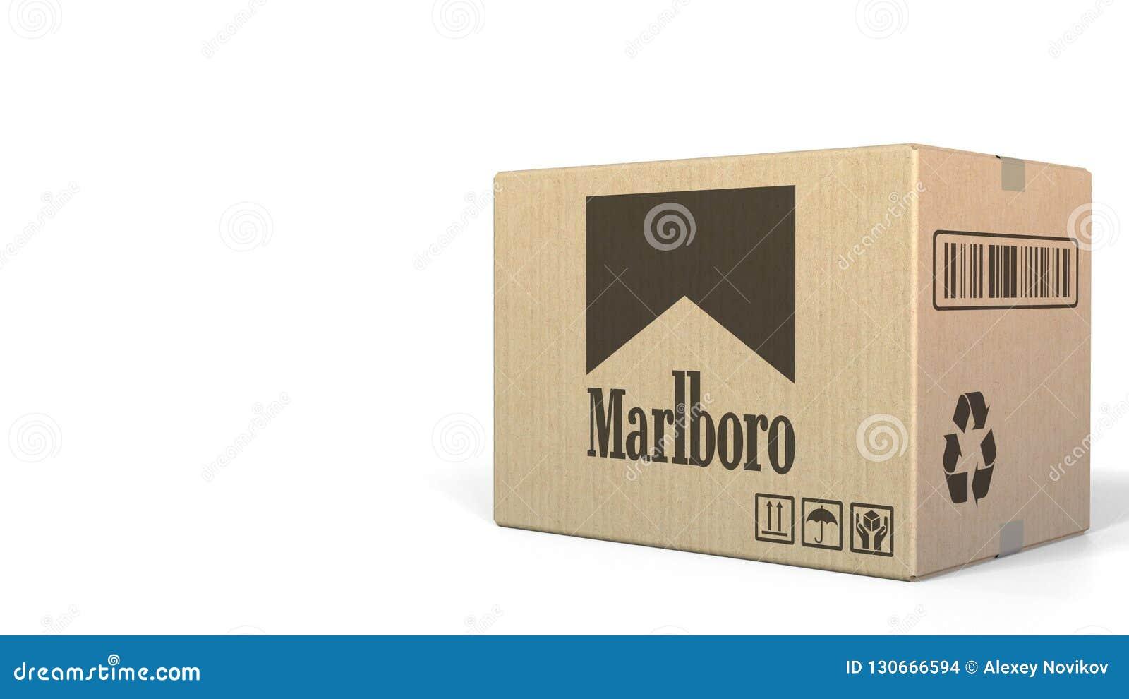 Marlboro 5 Kartons