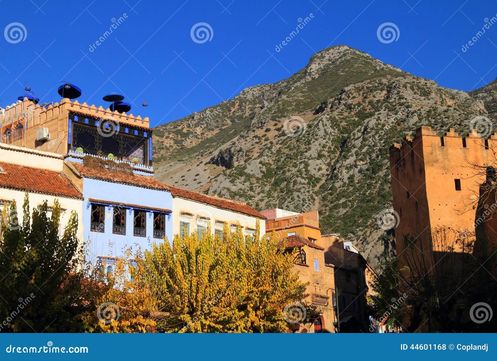 Kasbah de Chefchaouen, Maroc