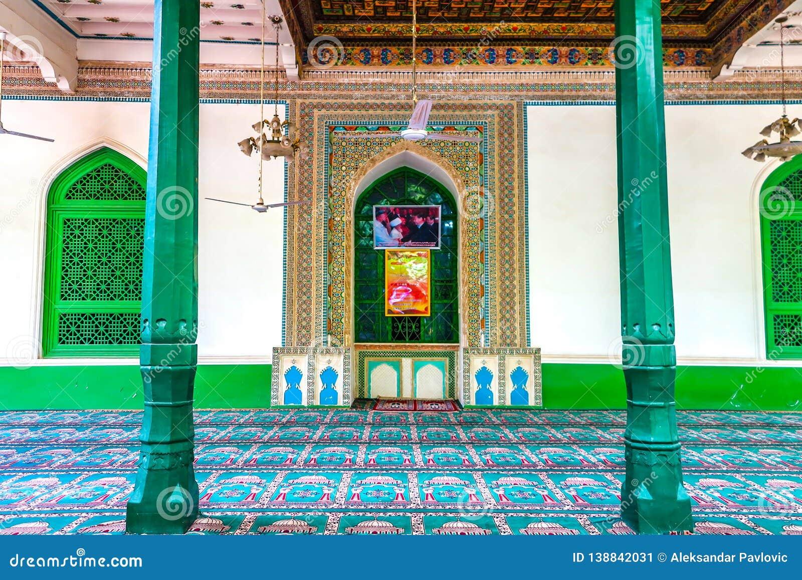 Kashgar Id Kah Mosque 04