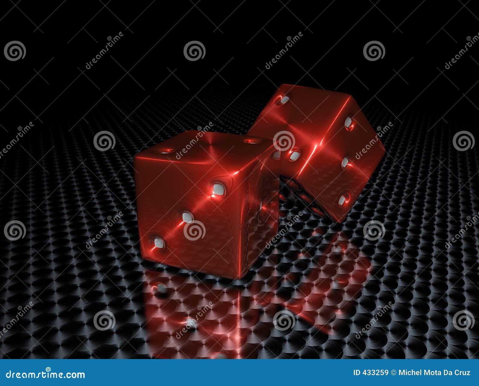 Kasinot tärnar red