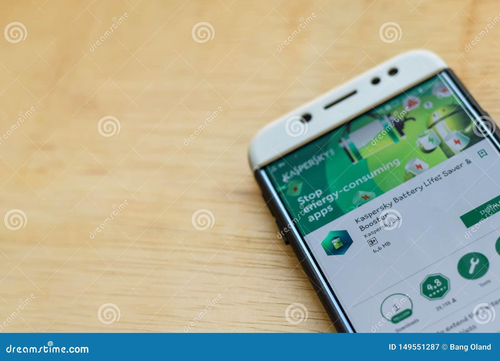 Kaspersky trwałości baterii dev zastosowanie na Smartphone ekranie Ciułacz & detonator jesteśmy freeware przeglądarką internetową