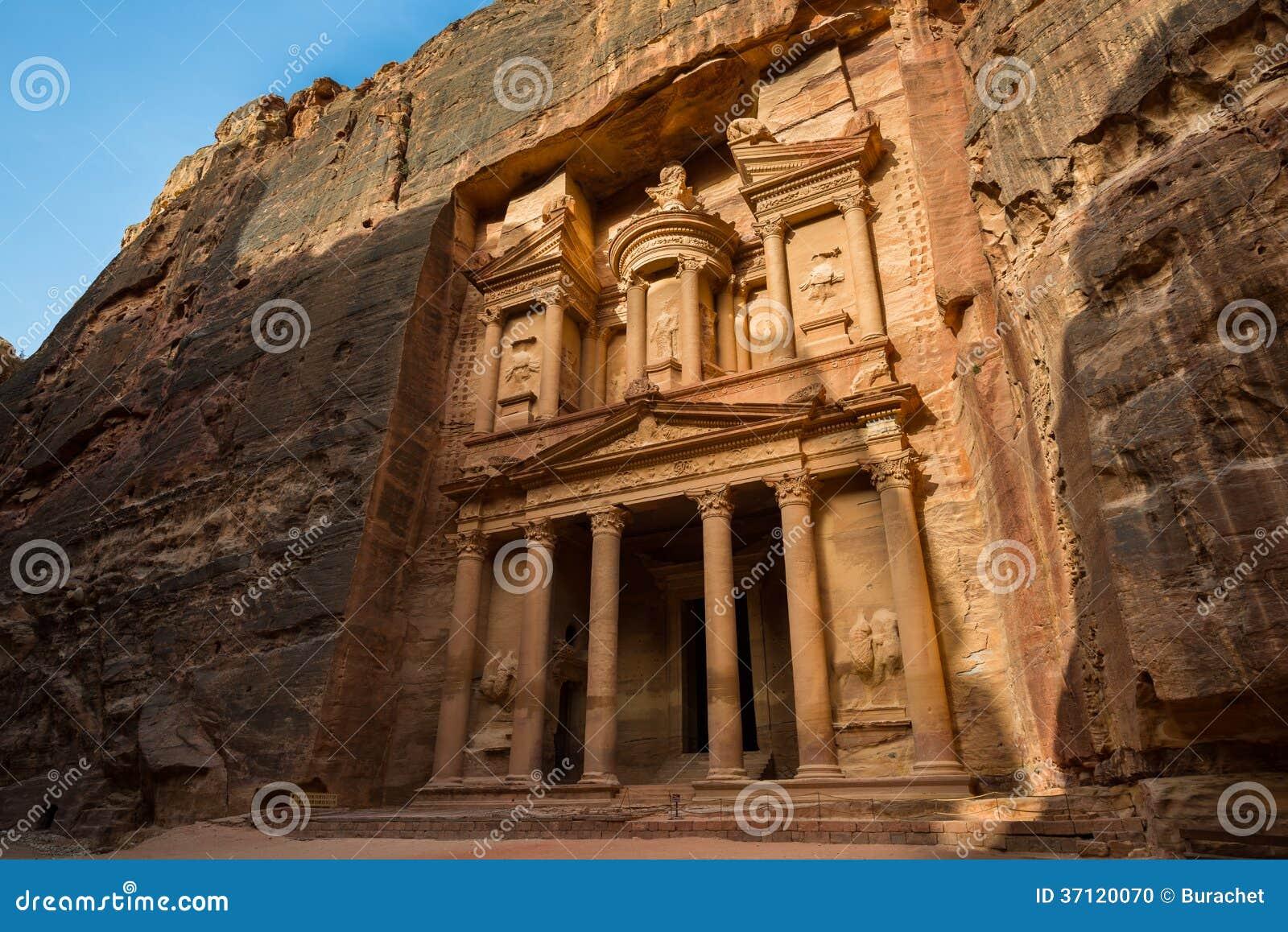 Kassa på Petra