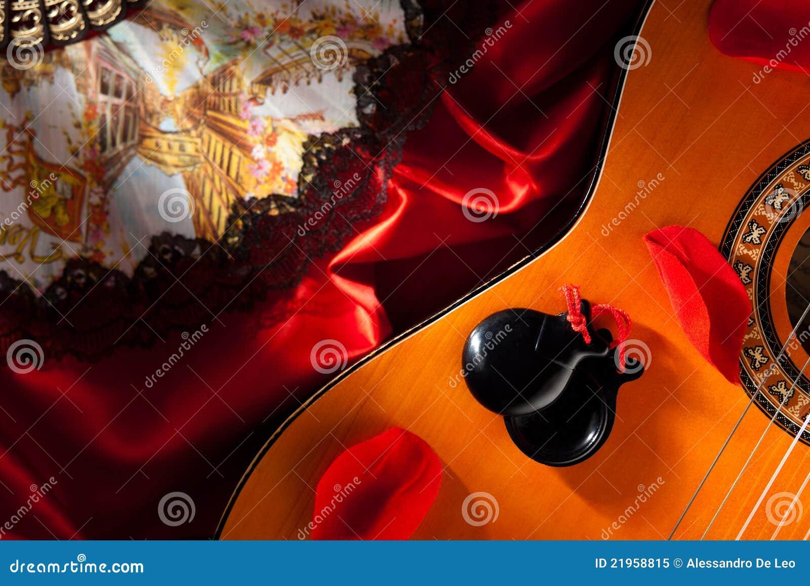 Kastaniet gitara