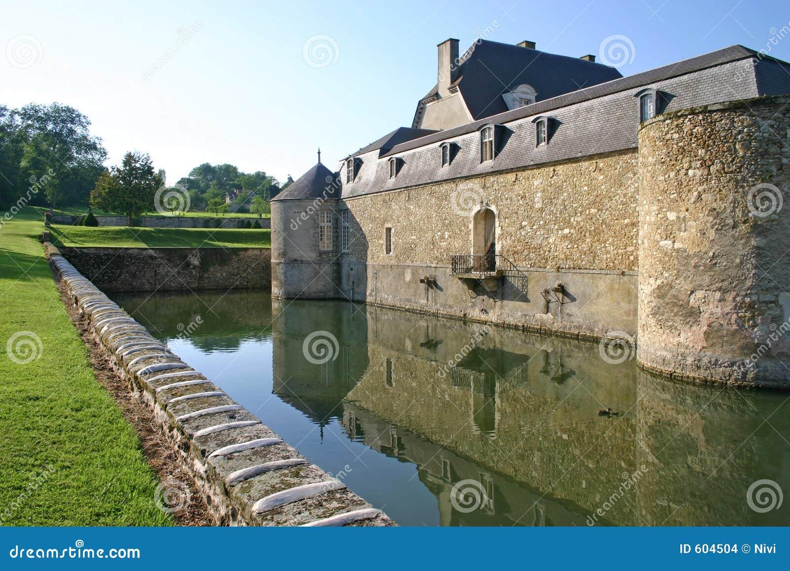 Kasteel in Frankrijk